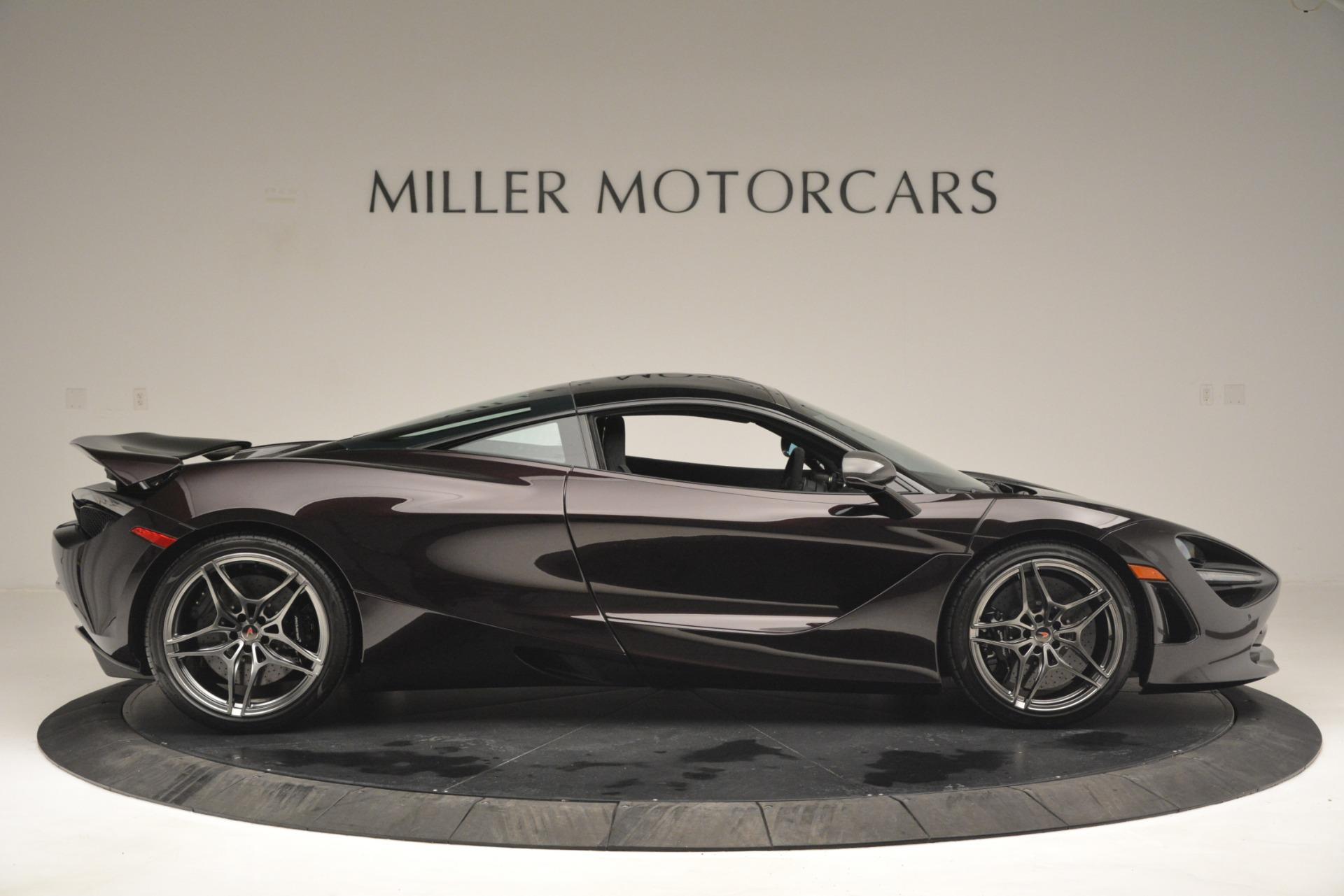 Used 2018 McLaren 720S Coupe For Sale In Westport, CT 2952_p9