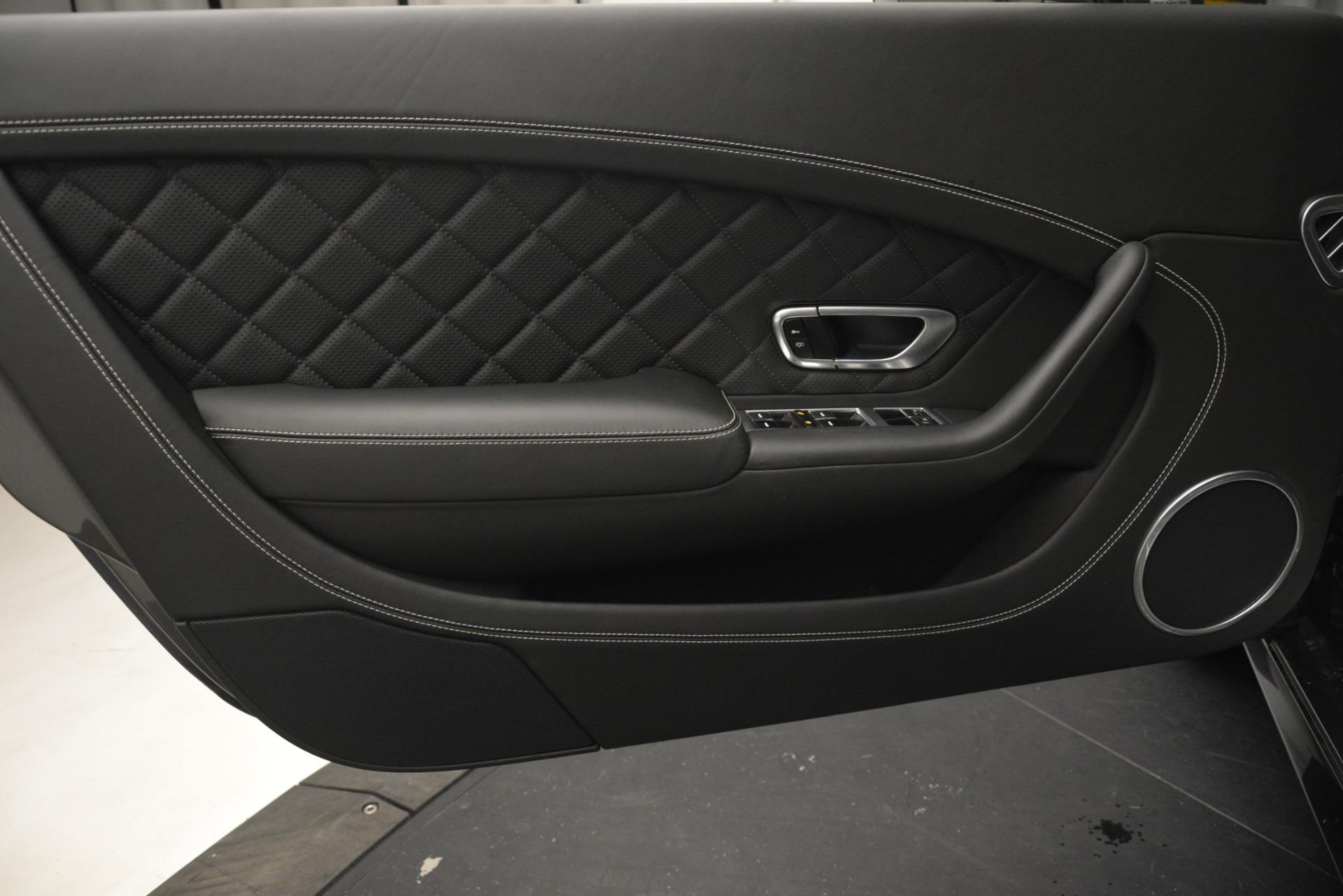 Used 2016 Bentley Continental GT Speed For Sale In Westport, CT 2953_p16
