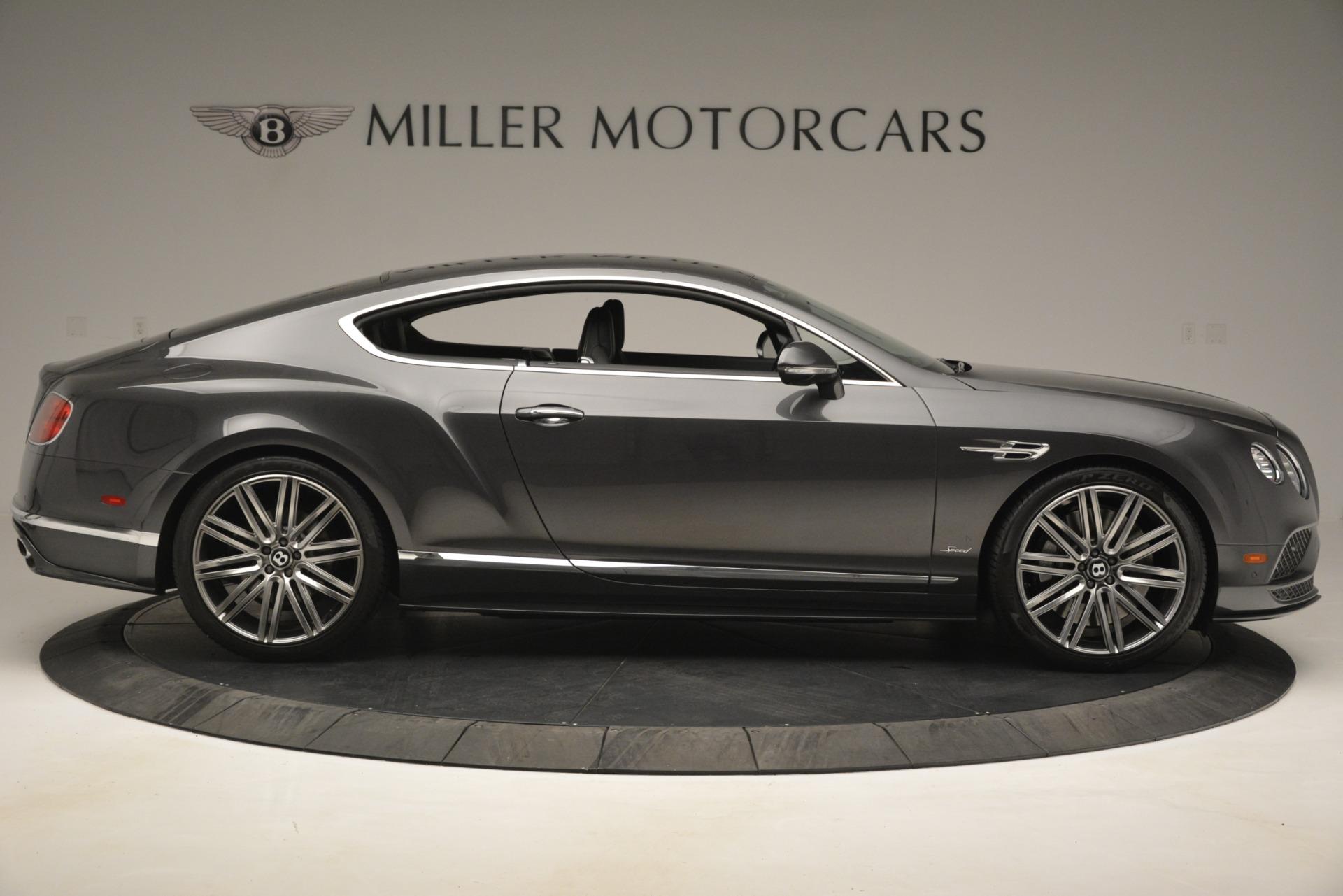 Used 2016 Bentley Continental GT Speed For Sale In Westport, CT 2953_p9