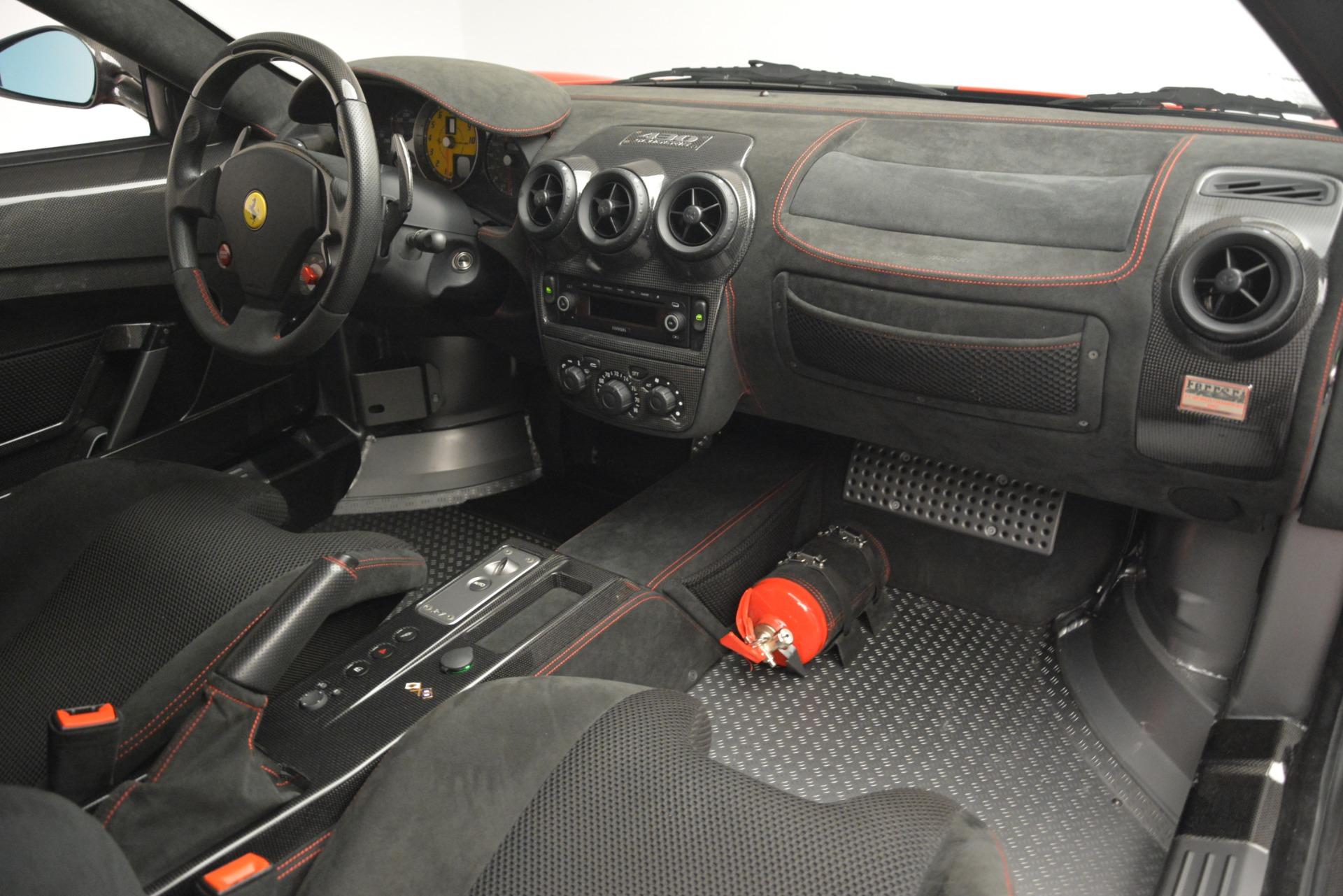 Used 2008 Ferrari F430 Scuderia For Sale In Westport, CT 2955_p17