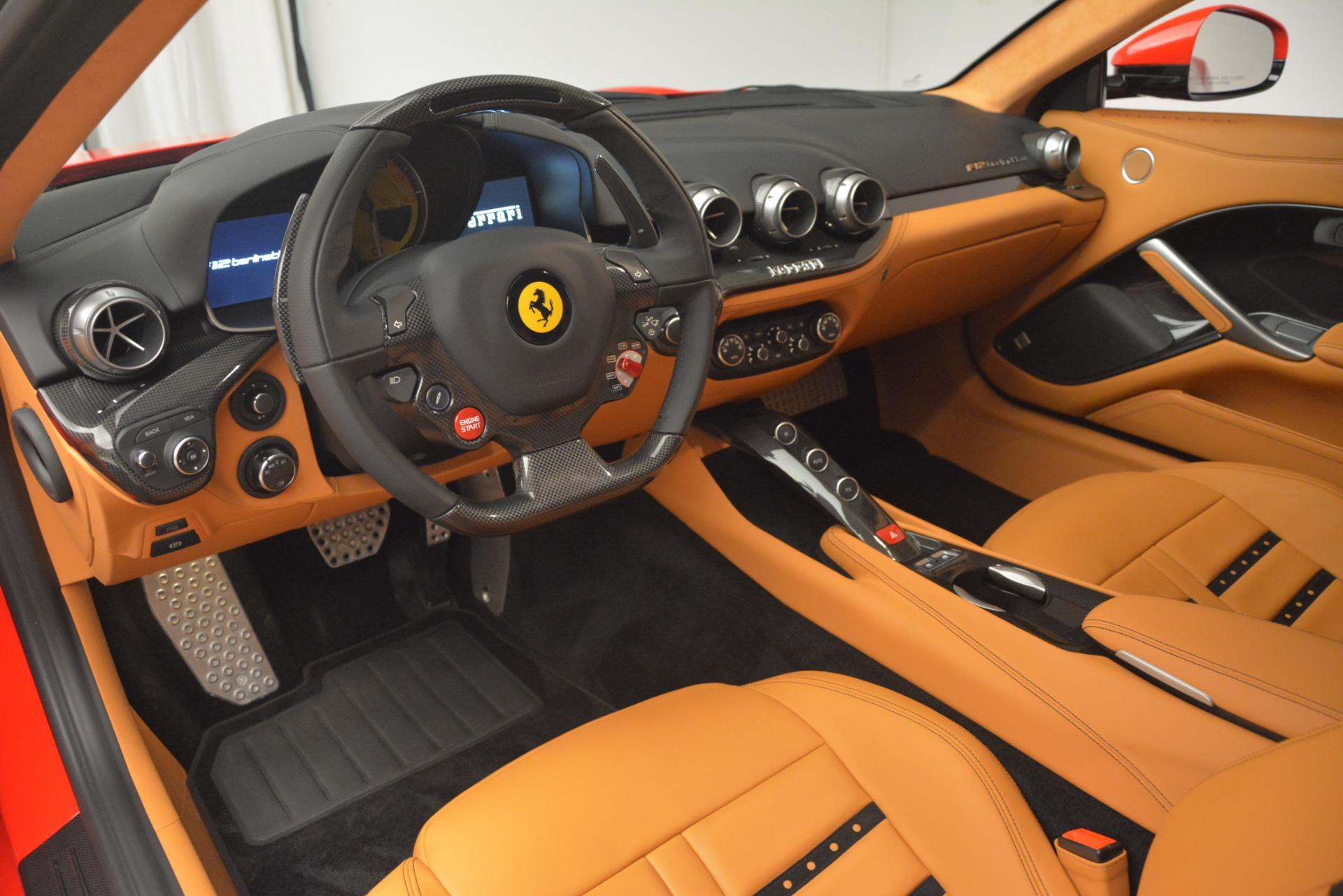 Used 2017 Ferrari F12 Berlinetta  For Sale In Westport, CT 2956_p13