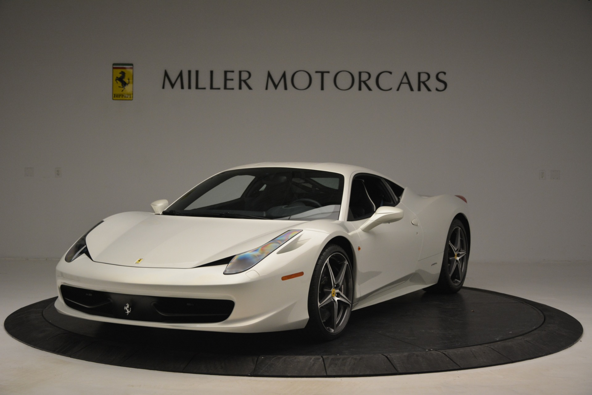 Used 2014 Ferrari 458 Italia  For Sale In Westport, CT 2959_main