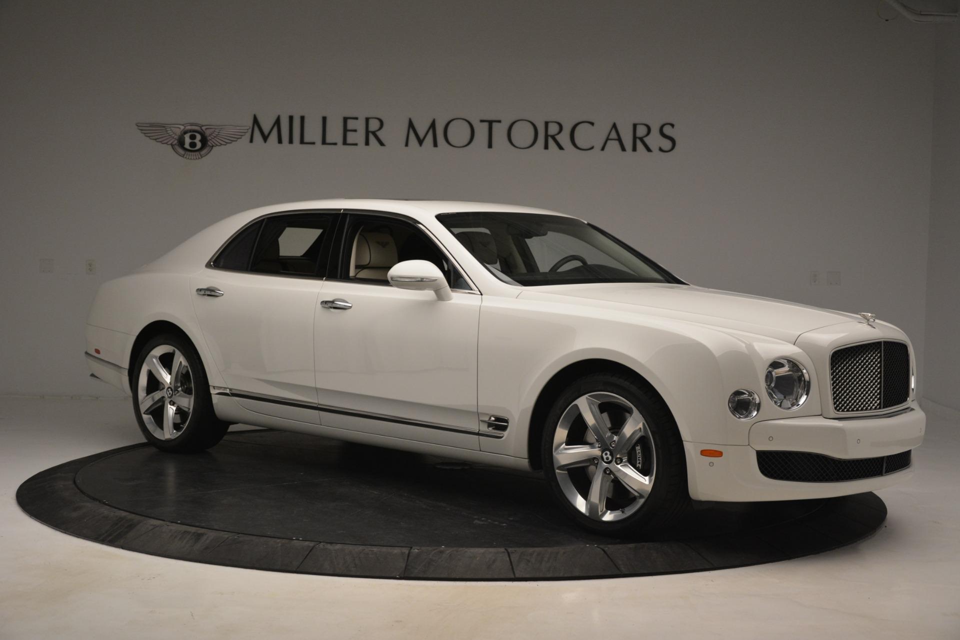 Used 2016 Bentley Mulsanne Speed For Sale In Westport, CT 2960_p10