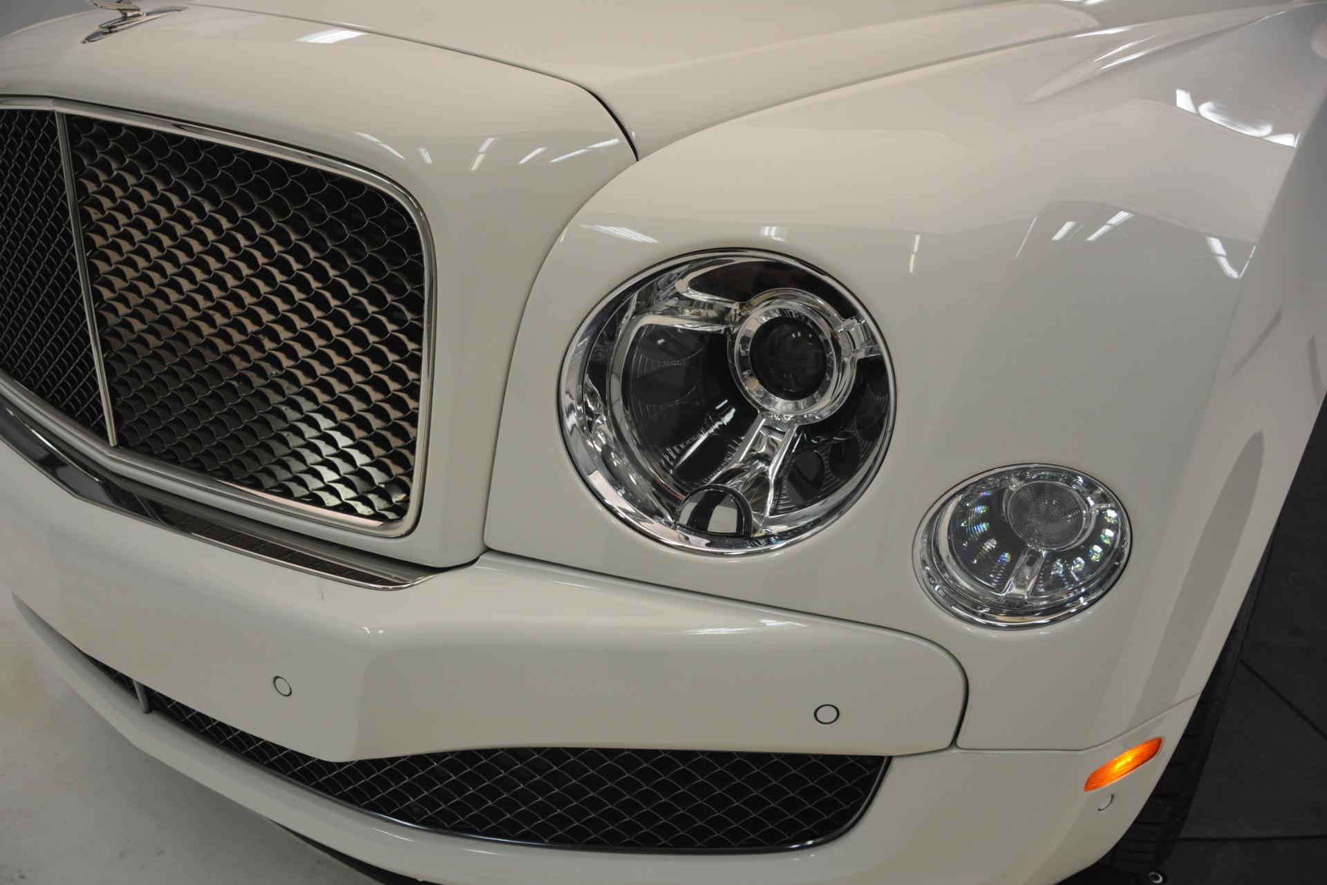 Used 2016 Bentley Mulsanne Speed For Sale In Westport, CT 2960_p13