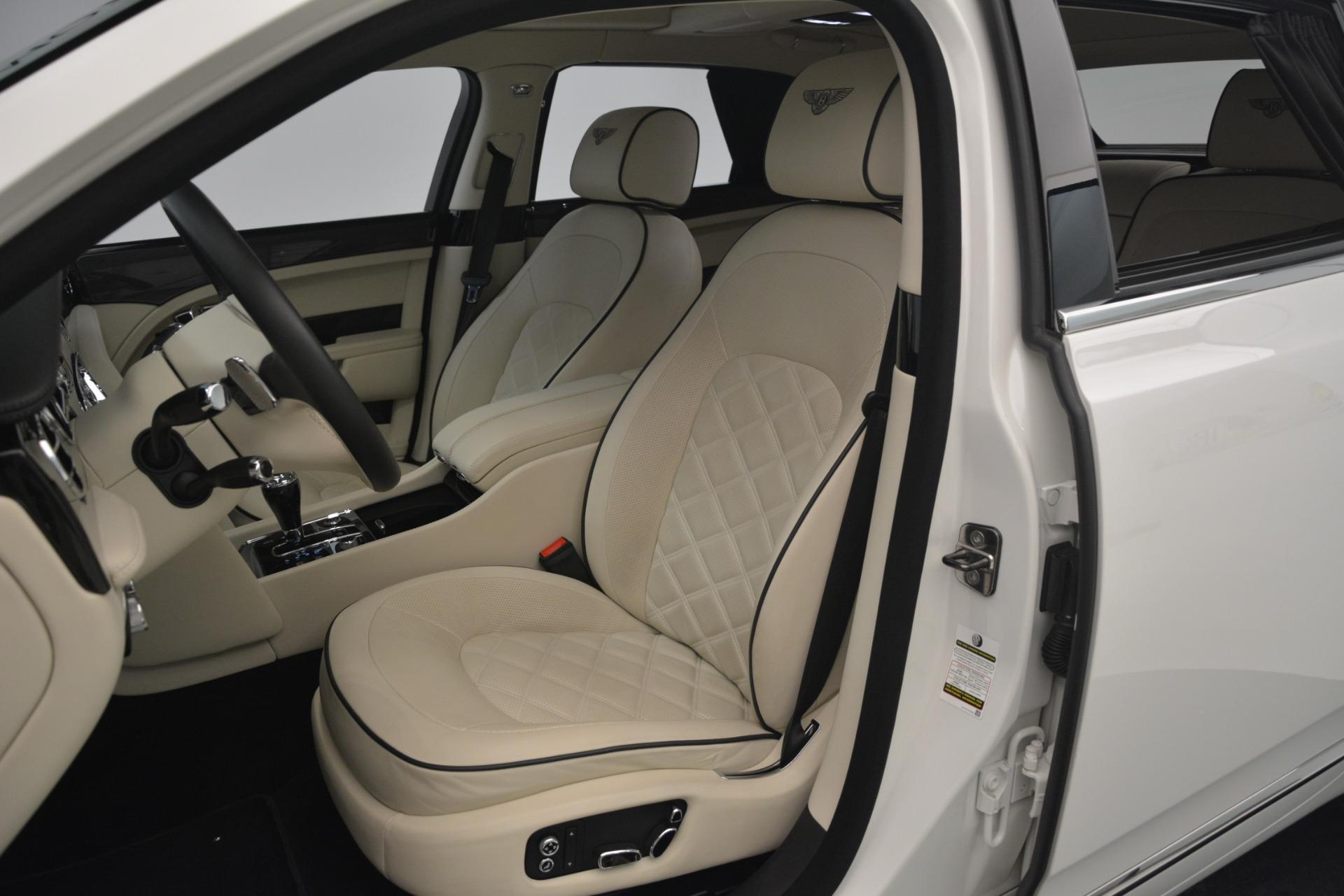 Used 2016 Bentley Mulsanne Speed For Sale In Westport, CT 2960_p19