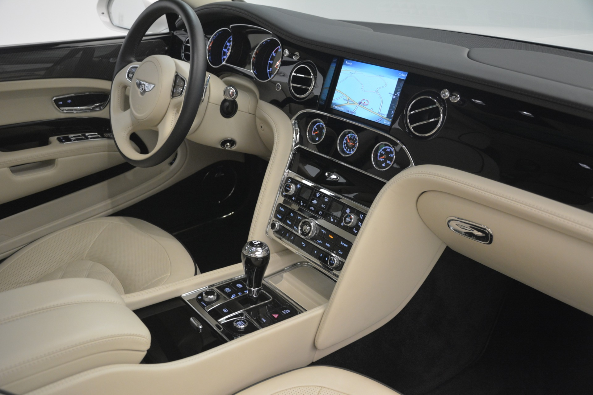 Used 2016 Bentley Mulsanne Speed For Sale In Westport, CT 2960_p21