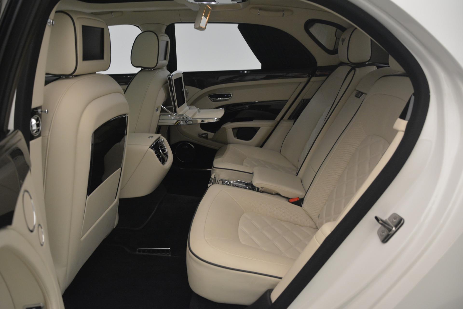 Used 2016 Bentley Mulsanne Speed For Sale In Westport, CT 2960_p27