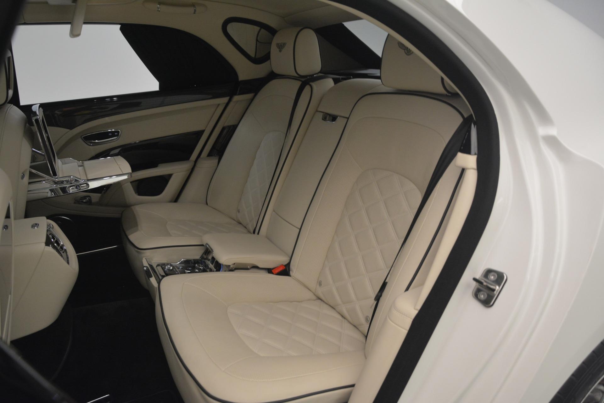 Used 2016 Bentley Mulsanne Speed For Sale In Westport, CT 2960_p28