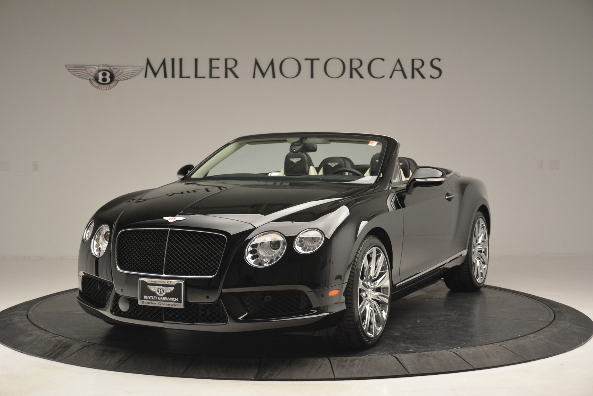 Used 2014 Bentley Continental GT V8 For Sale In Westport, CT 2961_main