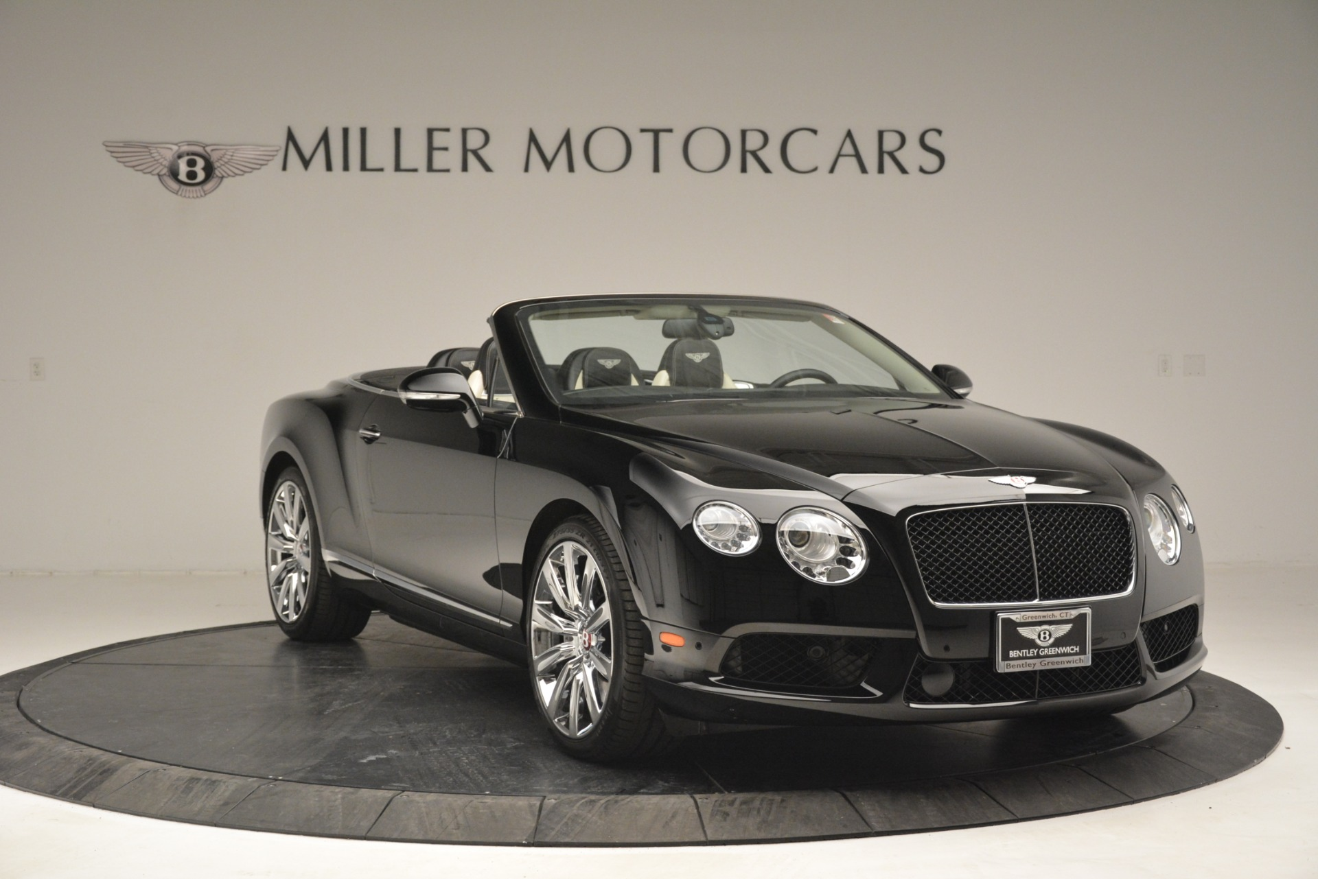 Used 2014 Bentley Continental GT V8 For Sale In Westport, CT 2961_p11