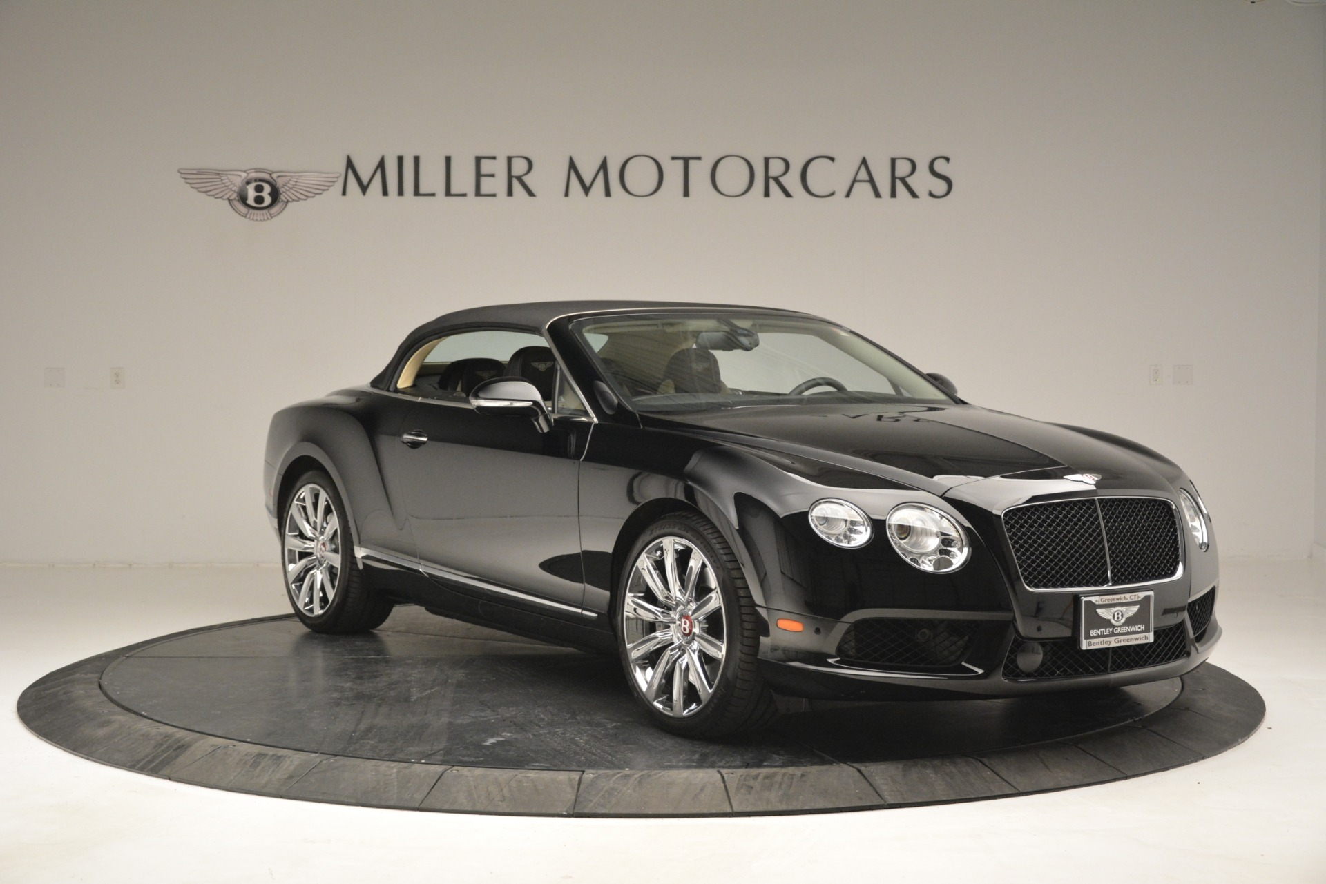 Used 2014 Bentley Continental GT V8 For Sale In Westport, CT 2961_p21