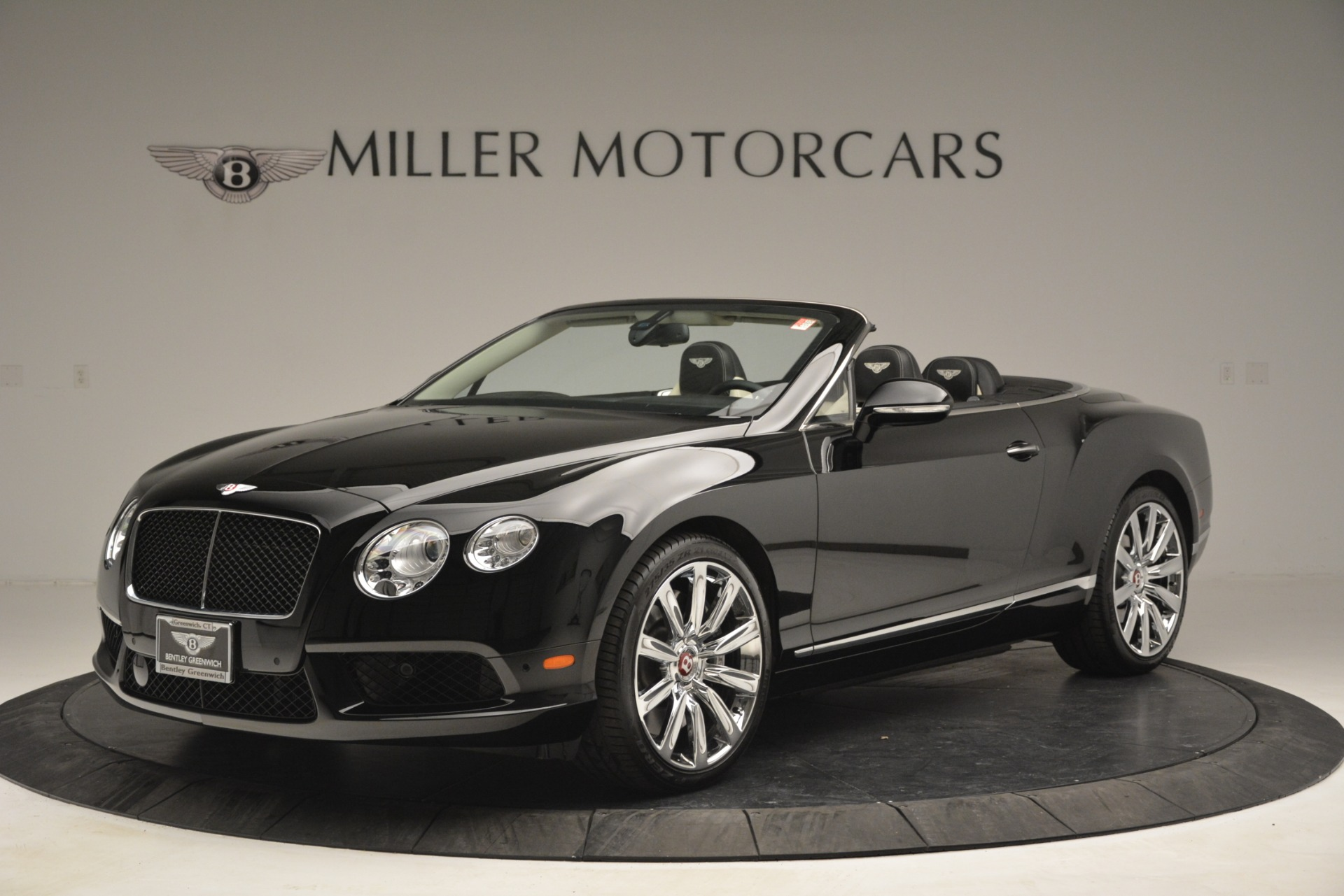Used 2014 Bentley Continental GT V8 For Sale In Westport, CT 2961_p2