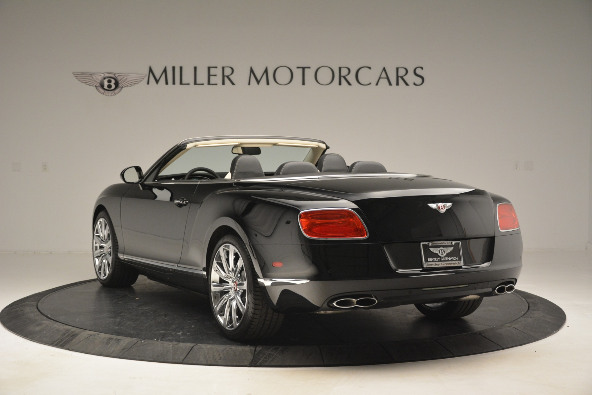 Used 2014 Bentley Continental GT V8 For Sale In Westport, CT 2961_p5