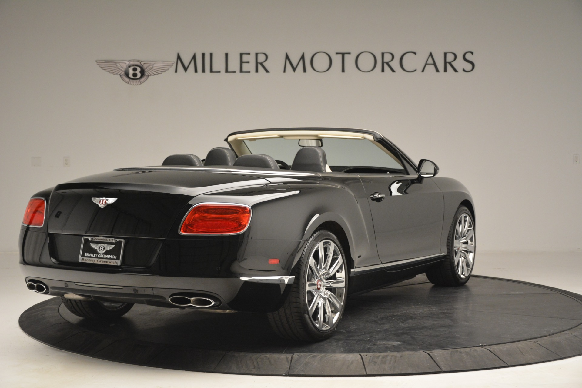 Used 2014 Bentley Continental GT V8 For Sale In Westport, CT 2961_p7