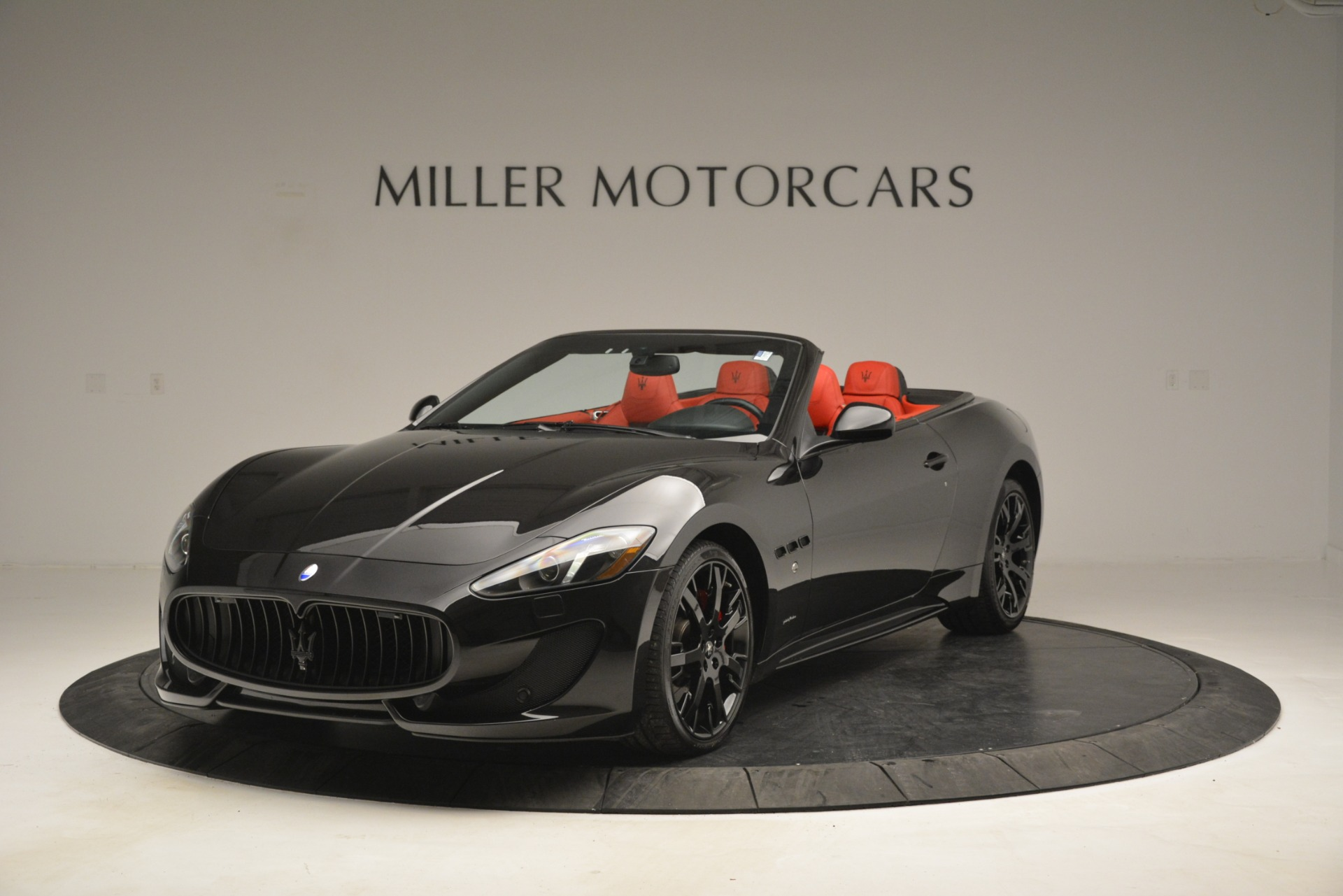 Used 2015 Maserati GranTurismo Sport For Sale In Westport, CT 2963_main