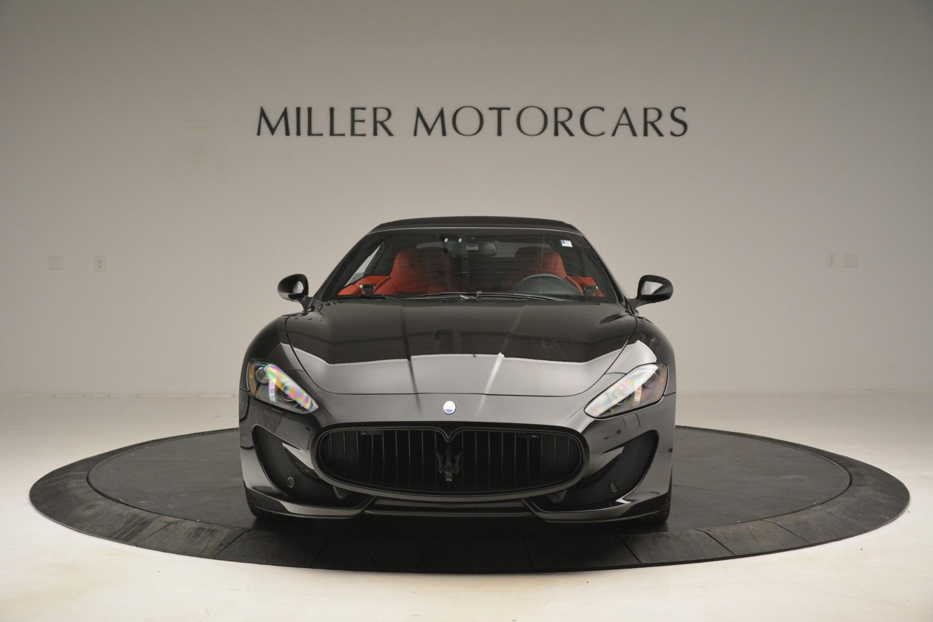 Used 2015 Maserati GranTurismo Sport For Sale In Westport, CT 2963_p24