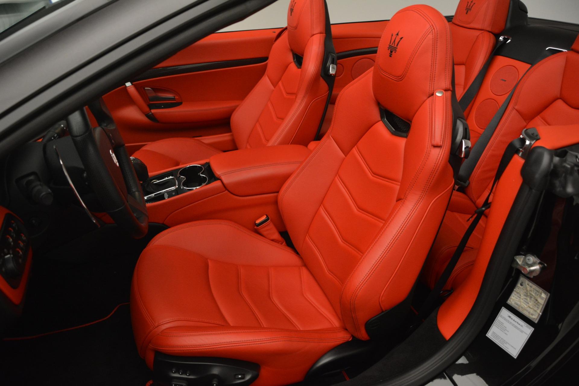 Used 2015 Maserati GranTurismo Sport For Sale In Westport, CT 2963_p25