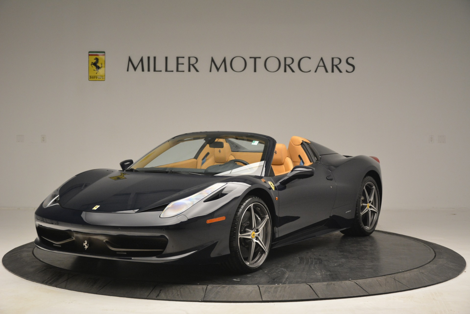Used 2014 Ferrari 458 Spider  For Sale In Westport, CT