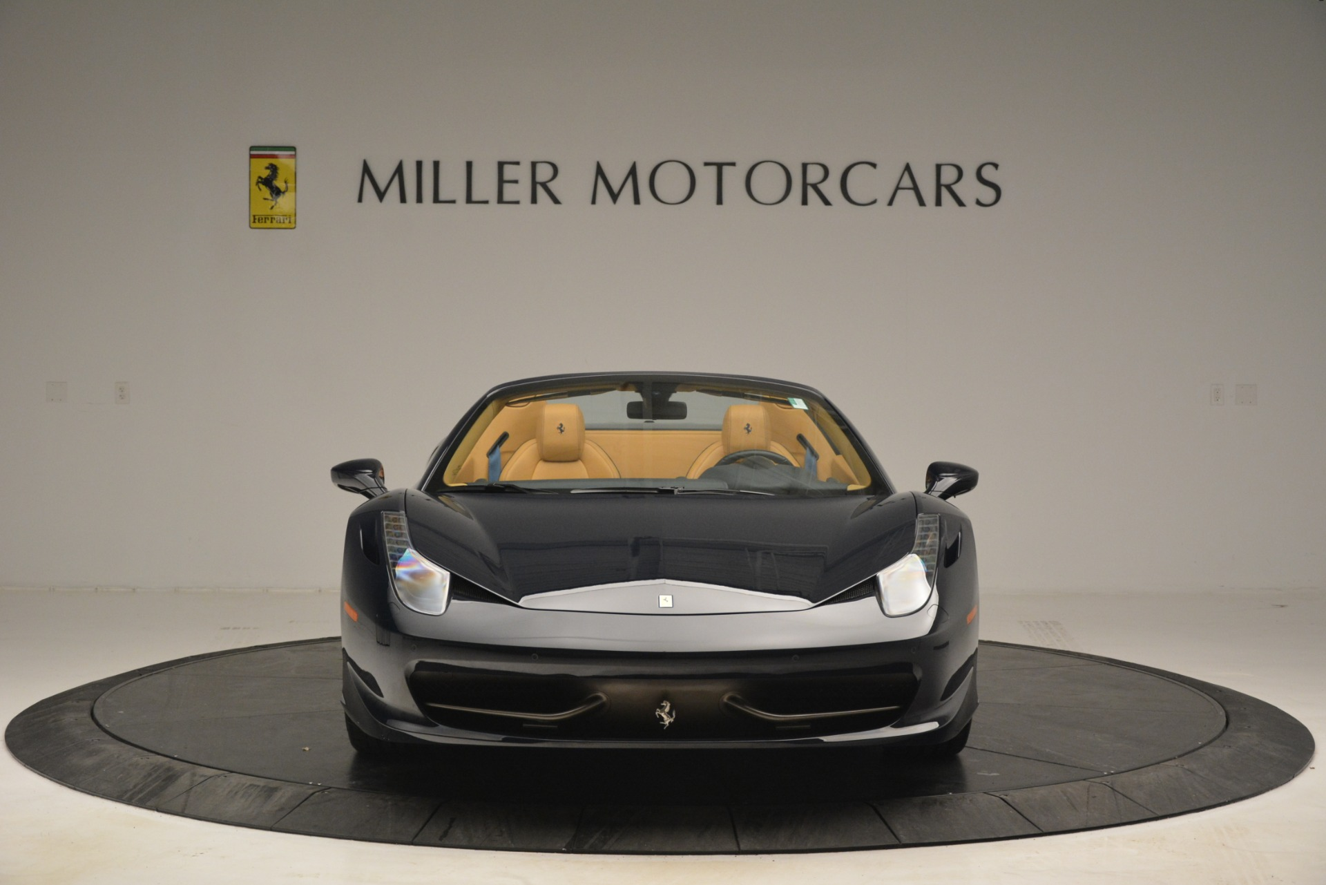Used 2014 Ferrari 458 Spider  For Sale In Westport, CT 2964_p12