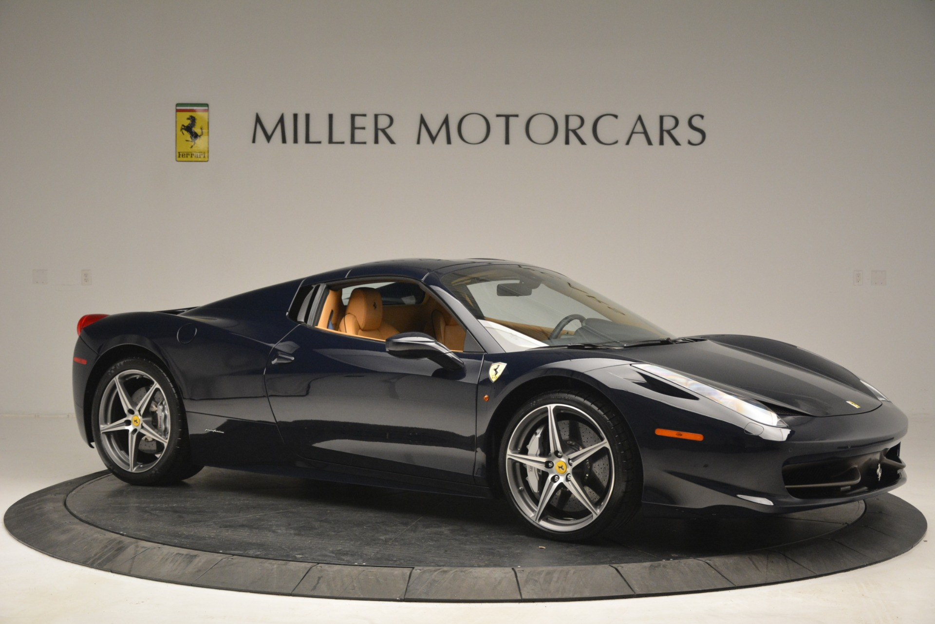 Used 2014 Ferrari 458 Spider  For Sale In Westport, CT 2964_p22