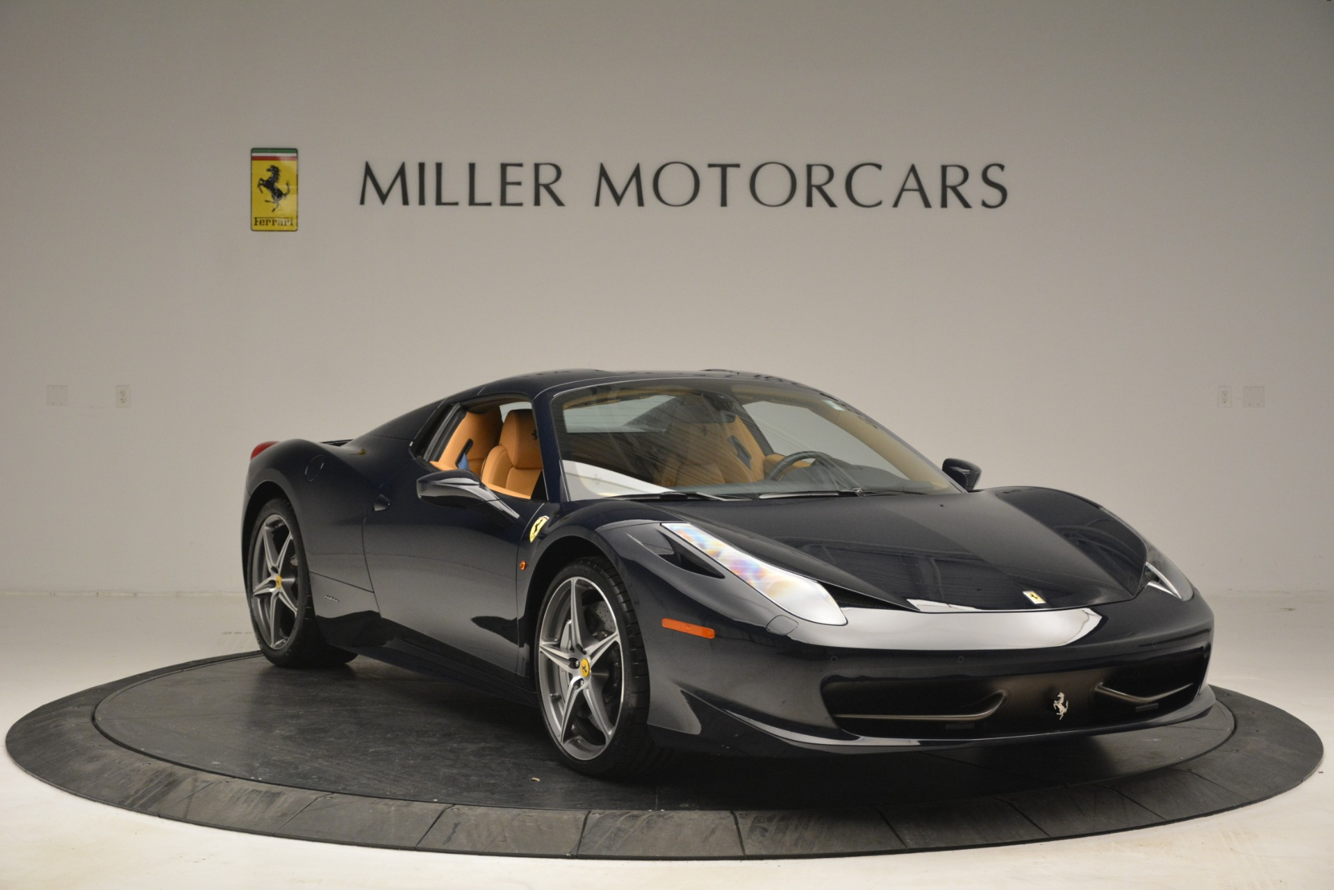 Used 2014 Ferrari 458 Spider  For Sale In Westport, CT 2964_p23