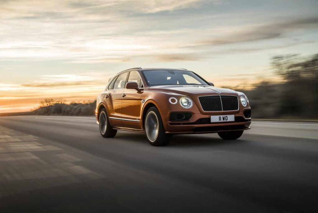 New 2020 Bentley Bentayga Speed For Sale In Westport, CT 2966_main