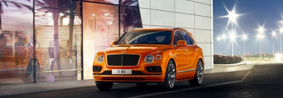 New 2020 Bentley Bentayga Speed For Sale In Westport, CT 2966_p2