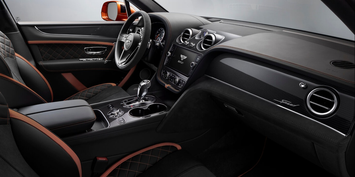New 2020 Bentley Bentayga Speed For Sale In Westport, CT 2966_p5