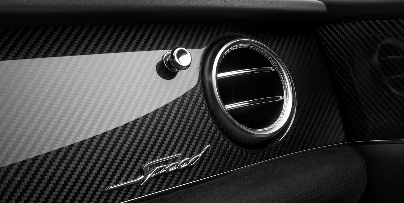 New 2020 Bentley Bentayga Speed For Sale In Westport, CT 2966_p8