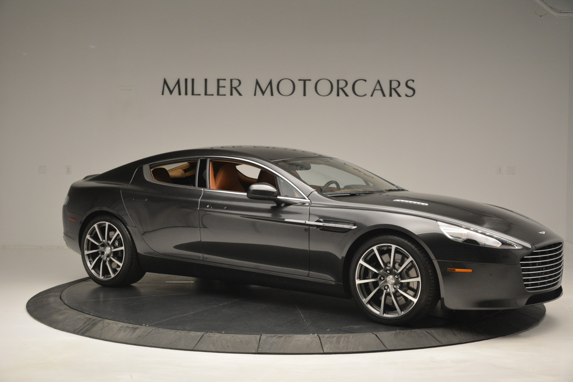Used 2016 Aston Martin Rapide S  For Sale In Westport, CT 2967_p10