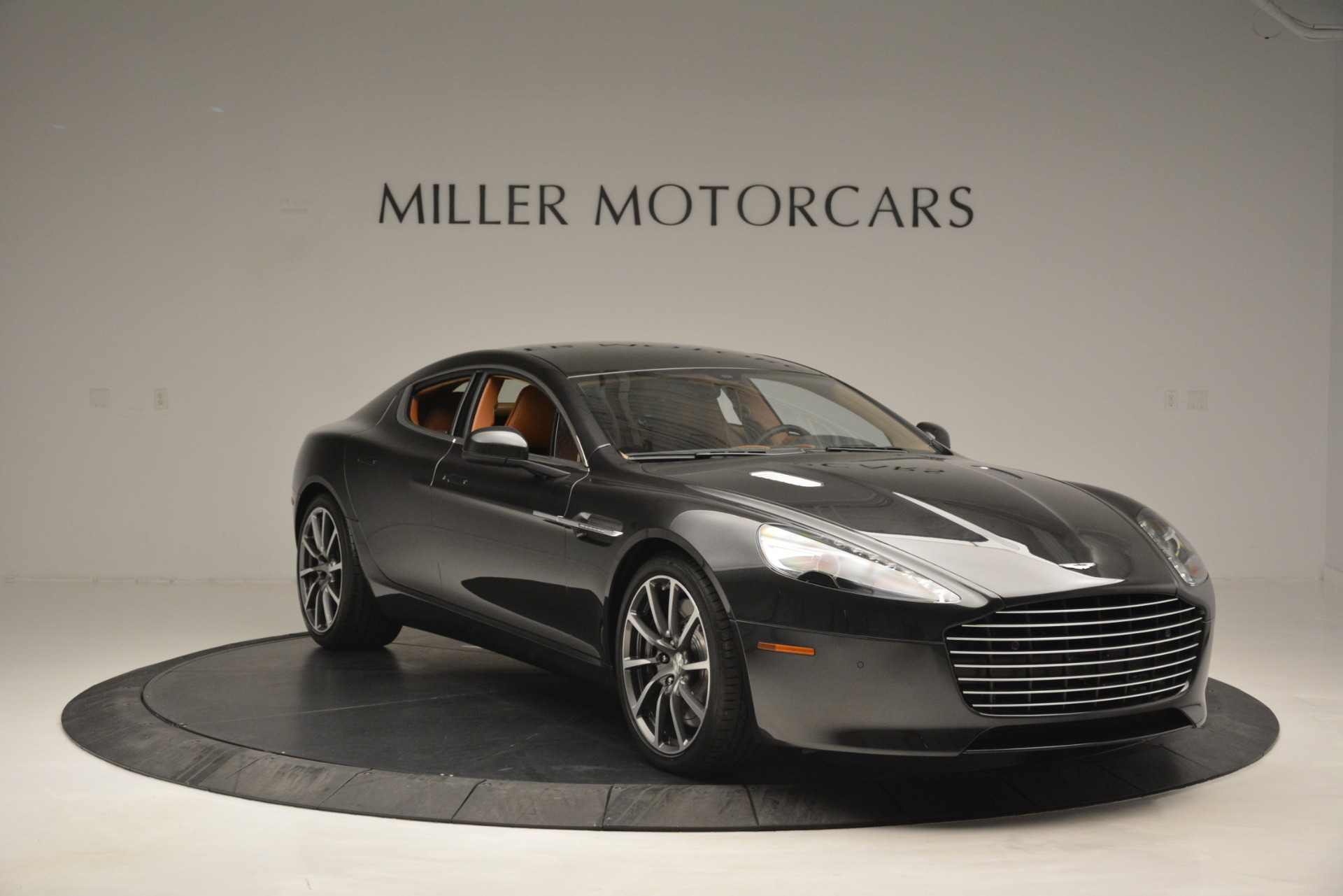 Used 2016 Aston Martin Rapide S  For Sale In Westport, CT 2967_p11