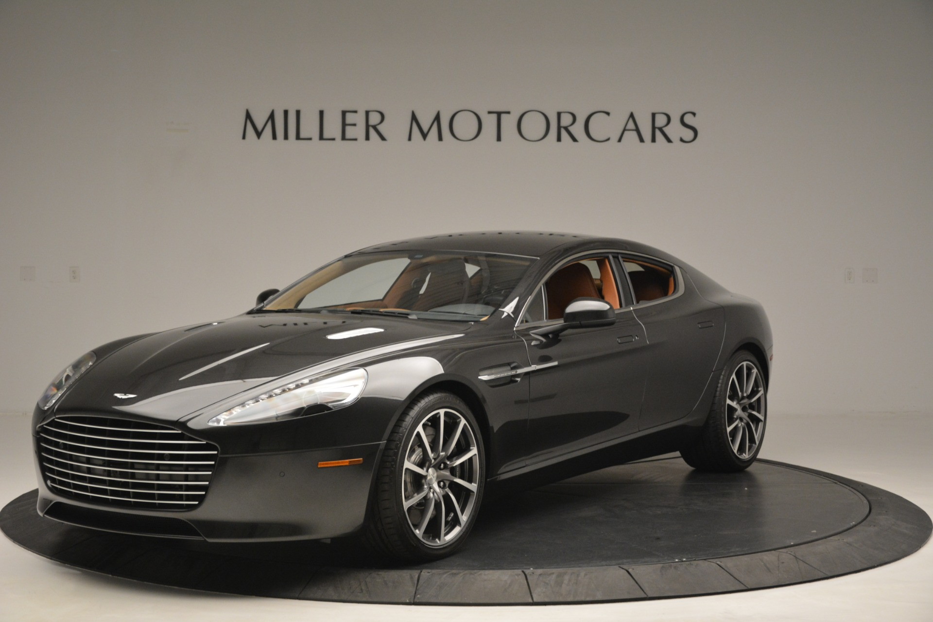 Used 2016 Aston Martin Rapide S  For Sale In Westport, CT 2967_p2