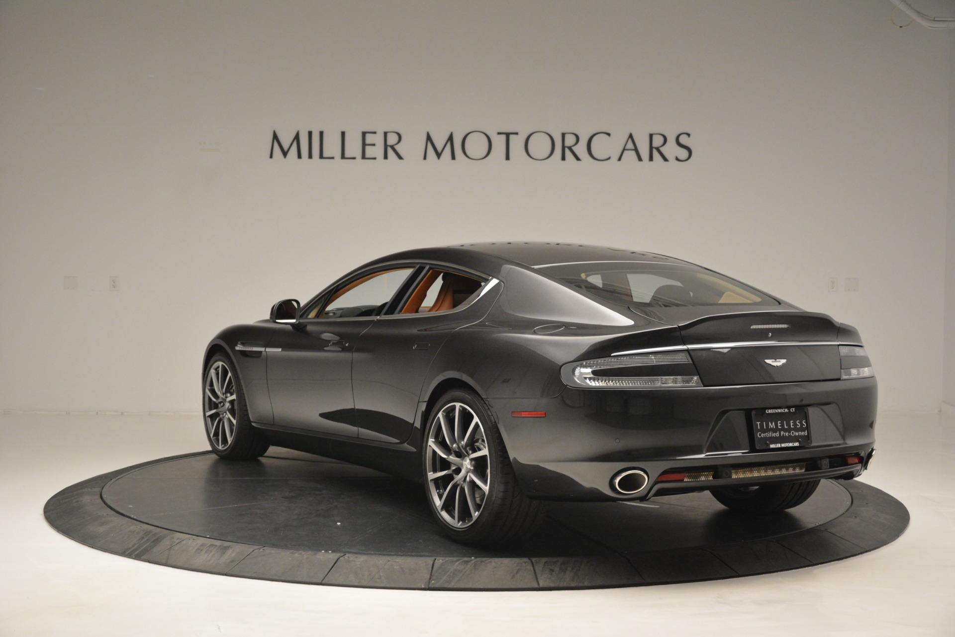 Used 2016 Aston Martin Rapide S  For Sale In Westport, CT 2967_p5