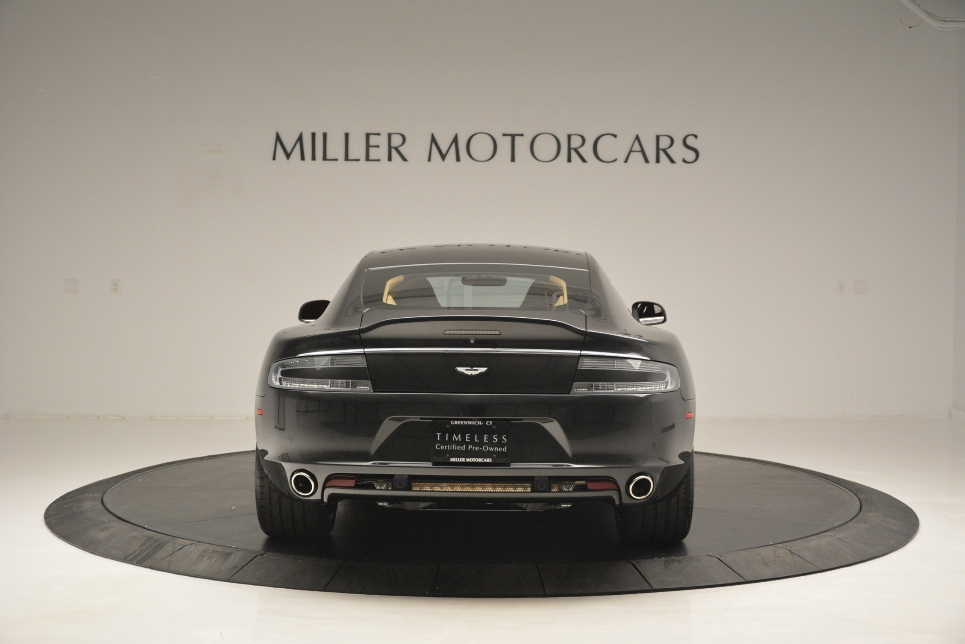 Used 2016 Aston Martin Rapide S  For Sale In Westport, CT 2967_p6