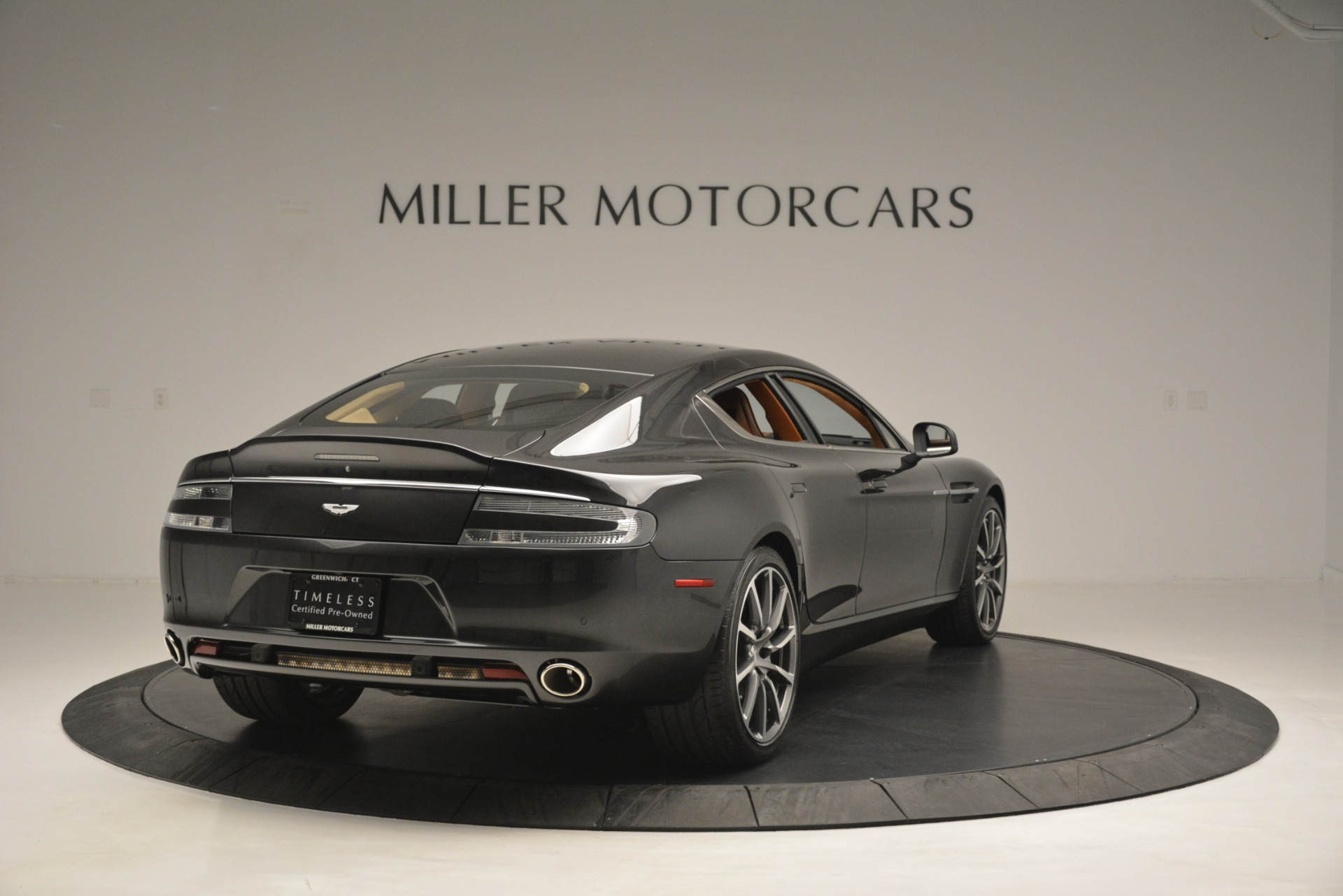 Used 2016 Aston Martin Rapide S  For Sale In Westport, CT 2967_p7