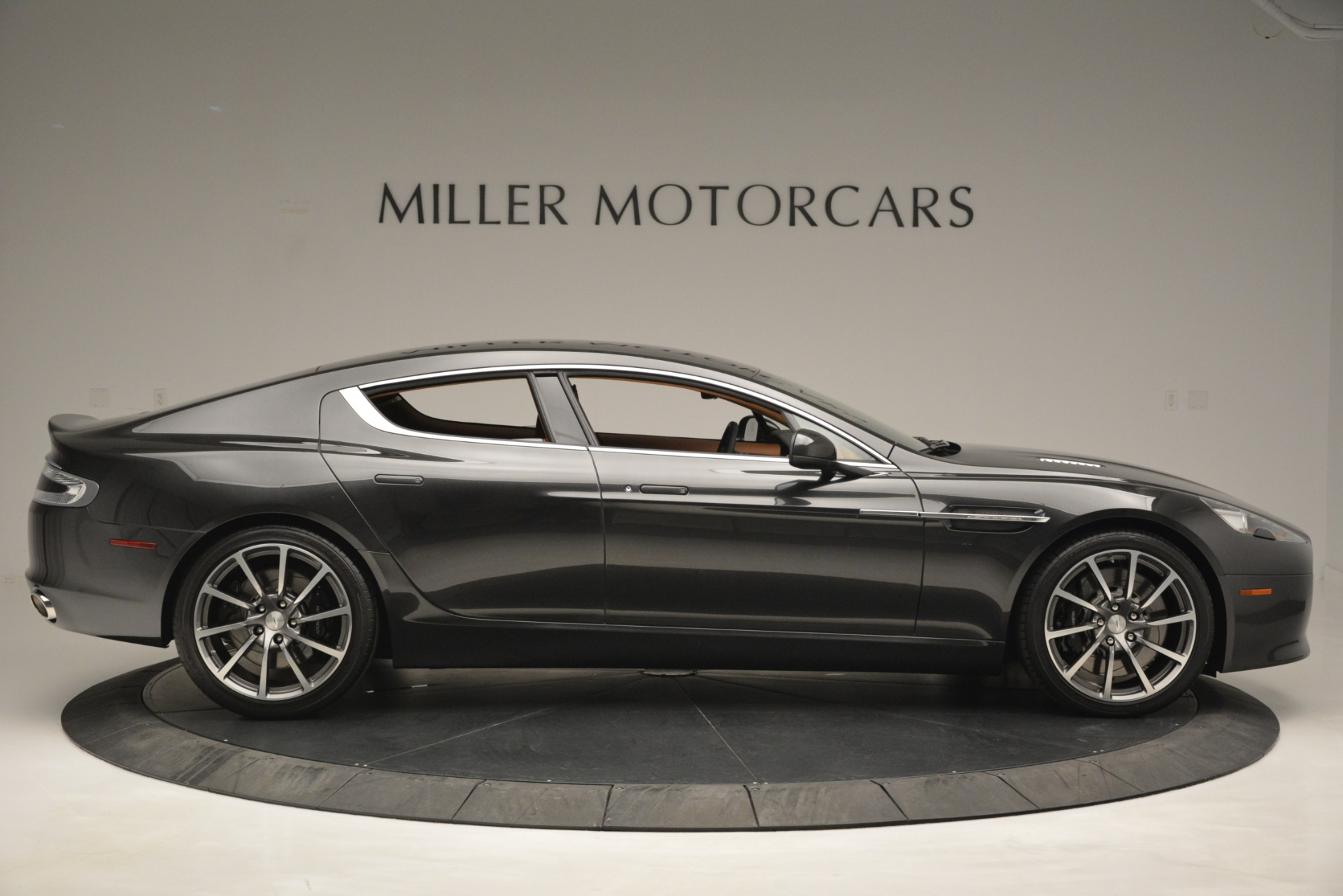 Used 2016 Aston Martin Rapide S  For Sale In Westport, CT 2967_p9
