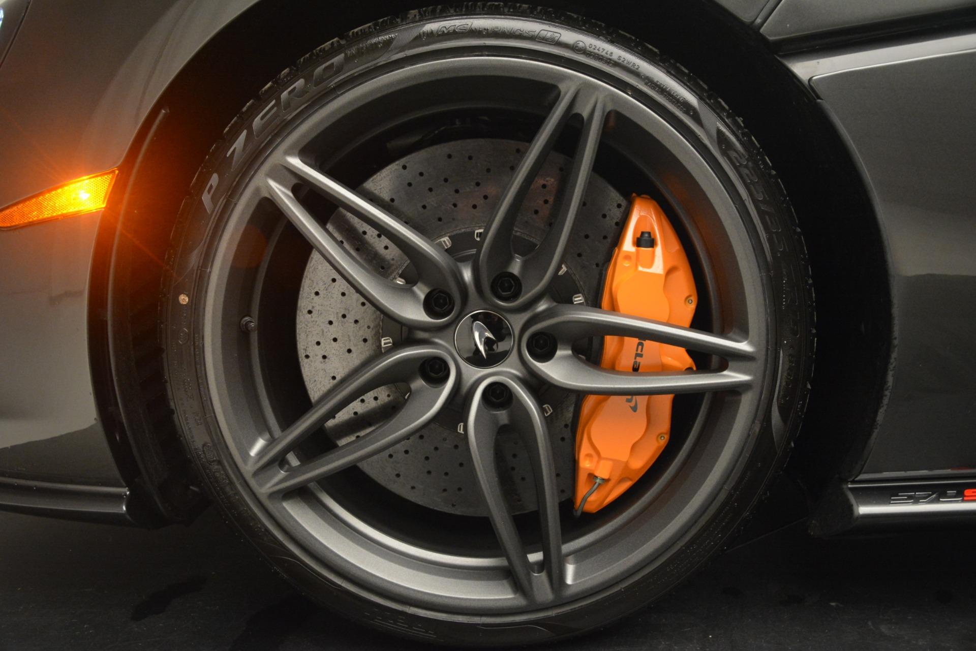 New 2019 McLaren 570S Coupe For Sale In Westport, CT 2968_p15