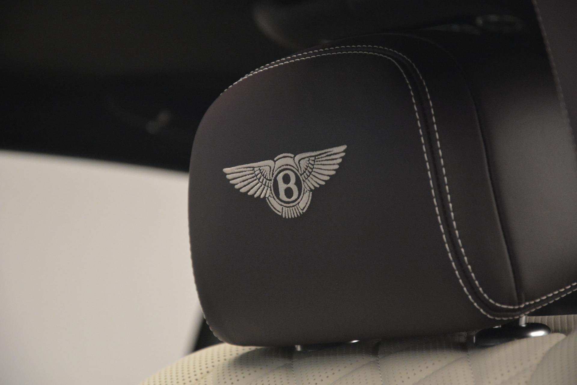 Used 2018 Bentley Flying Spur W12 S For Sale In Westport, CT 2973_p22