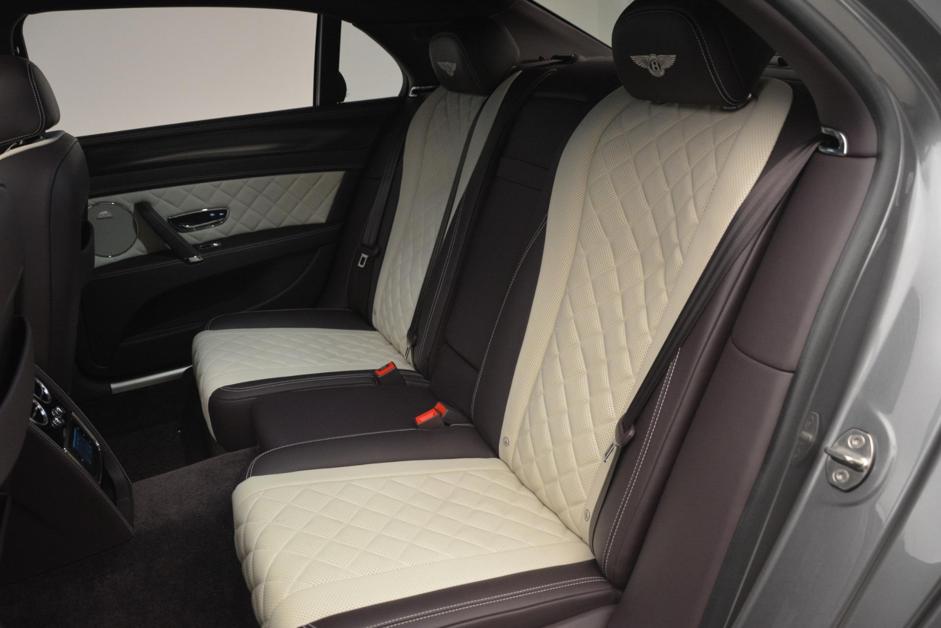 Used 2018 Bentley Flying Spur W12 S For Sale In Westport, CT 2973_p27