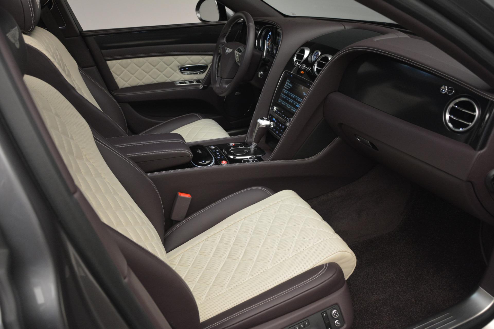 Used 2018 Bentley Flying Spur W12 S For Sale In Westport, CT 2973_p28