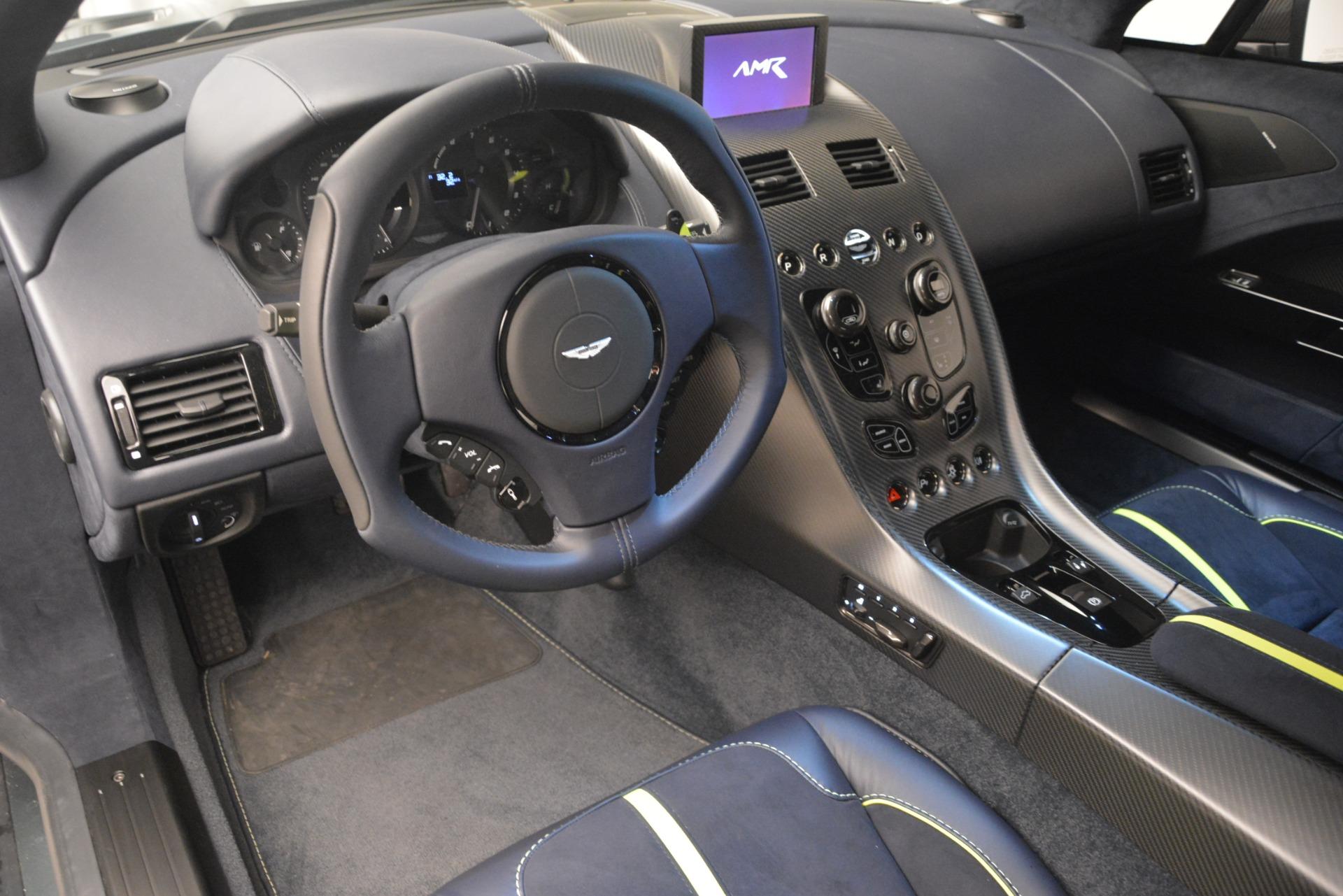 New 2019 Aston Martin Rapide AMR Sedan For Sale In Westport, CT 2975_p16