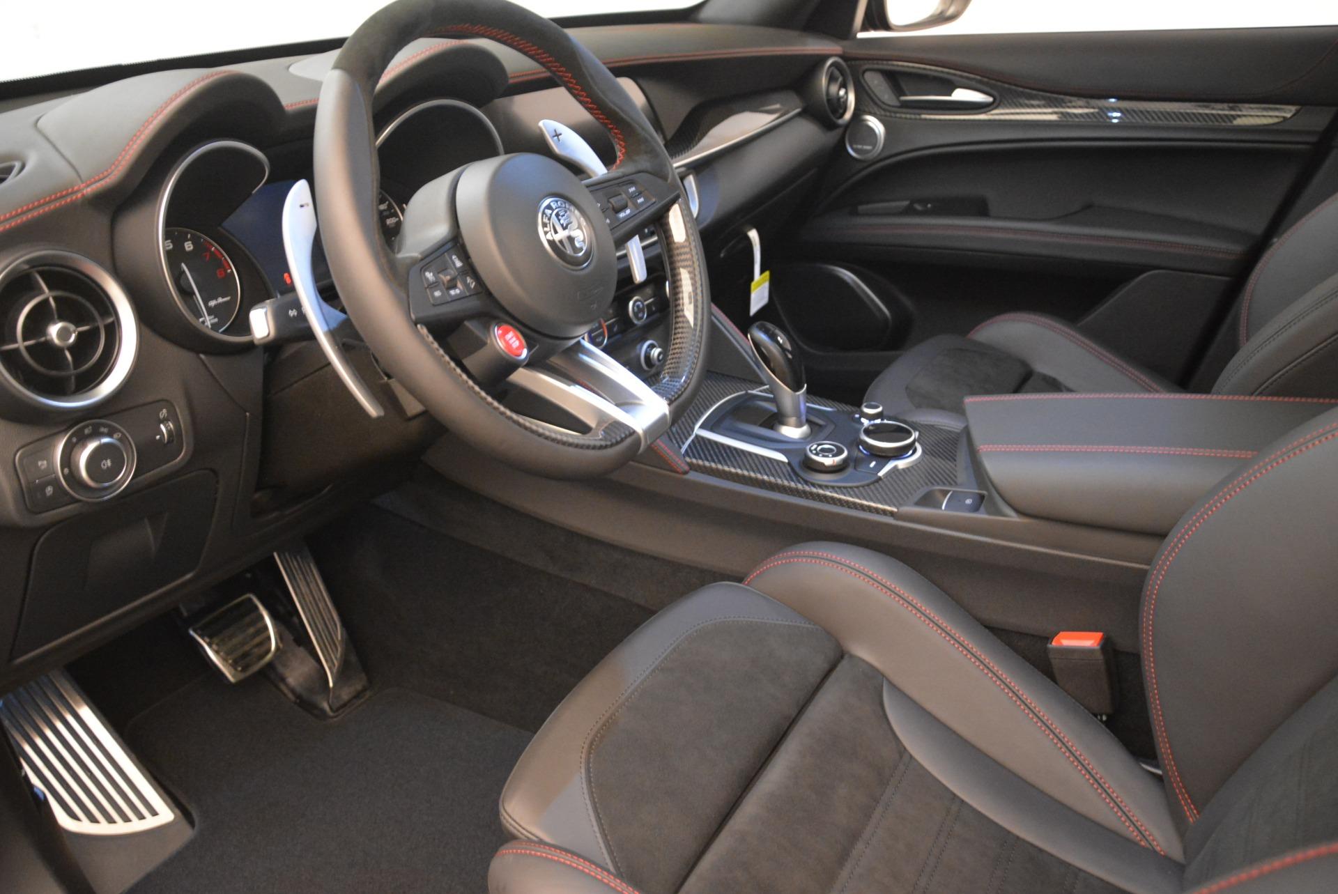 Used 2019 Alfa Romeo Stelvio Quadrifoglio For Sale In Westport, CT 2977_p14