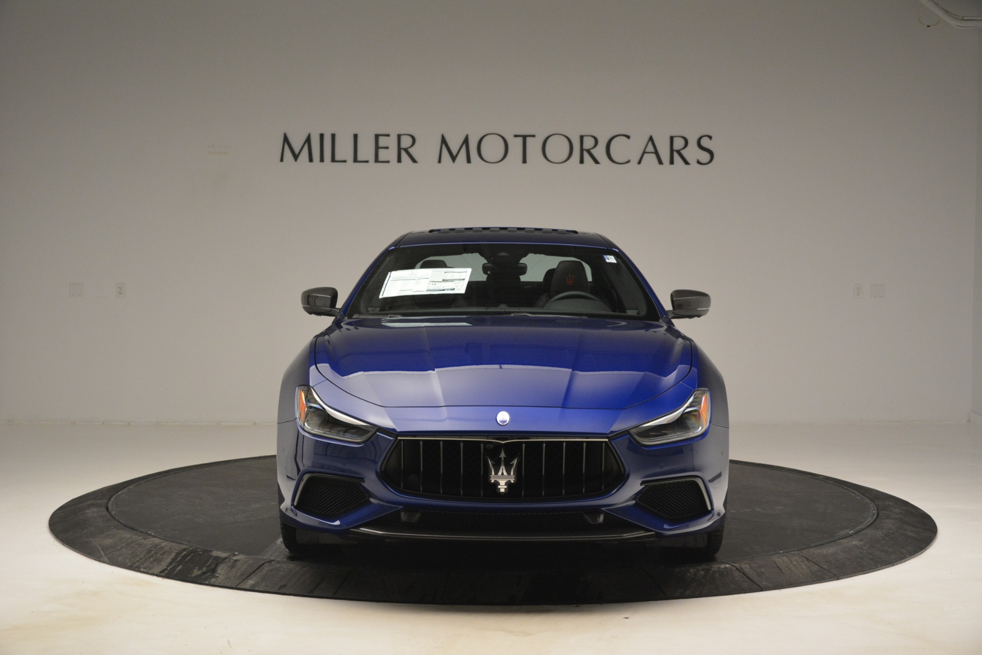 New 2019 Maserati Ghibli S Q4 GranSport For Sale In Westport, CT 2978_p12