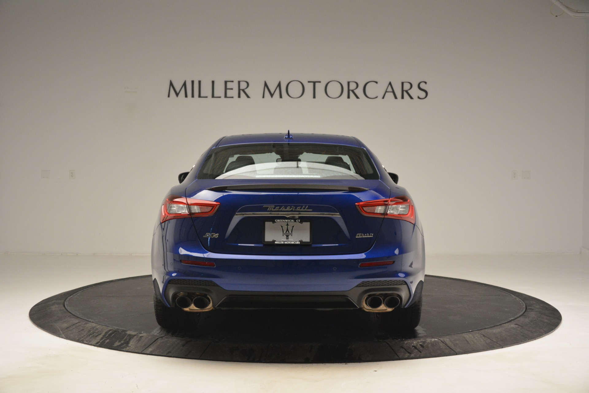New 2019 Maserati Ghibli S Q4 GranSport For Sale In Westport, CT 2978_p6