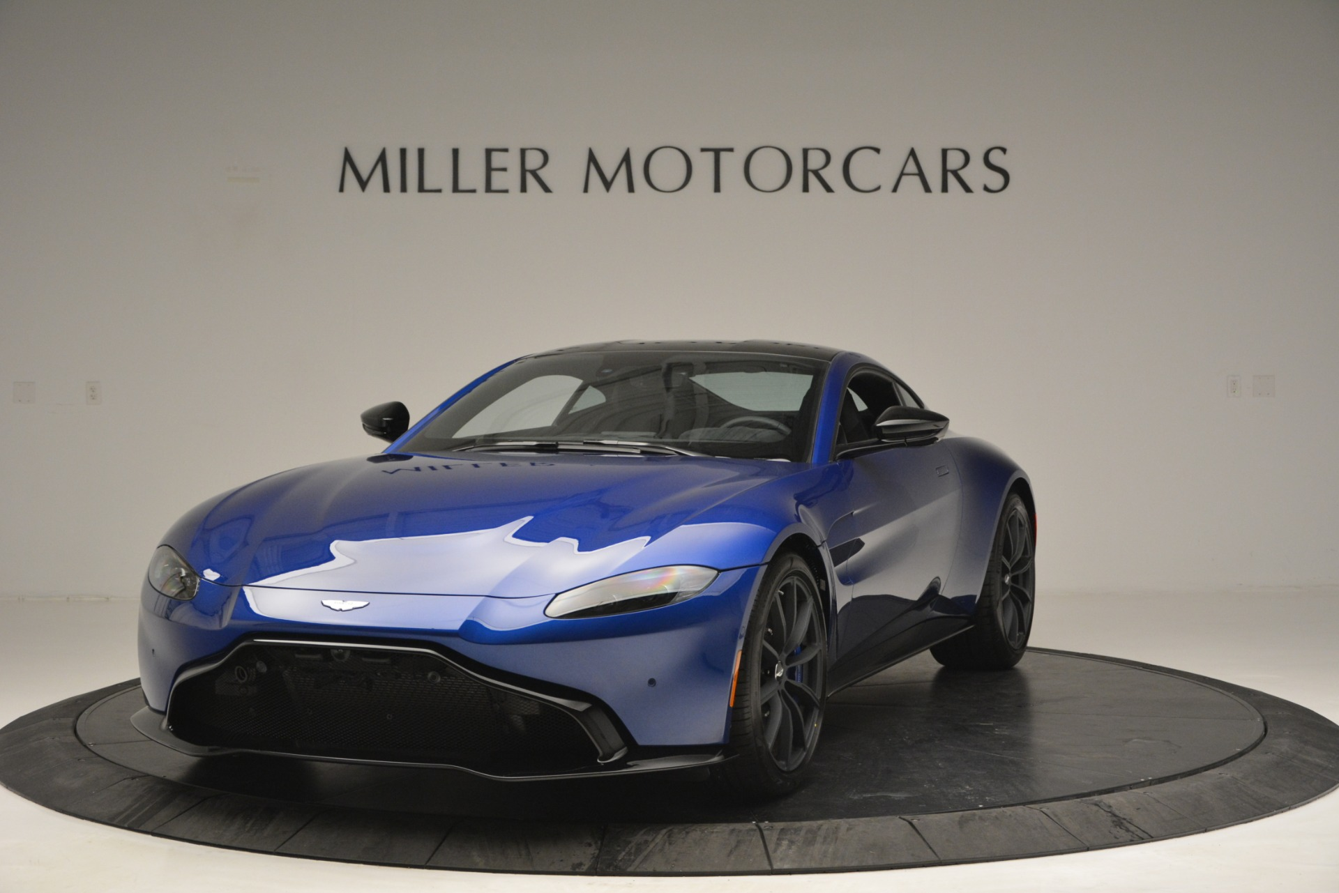 Used 2019 Aston Martin Vantage Coupe For Sale In Westport, CT 2981_p2