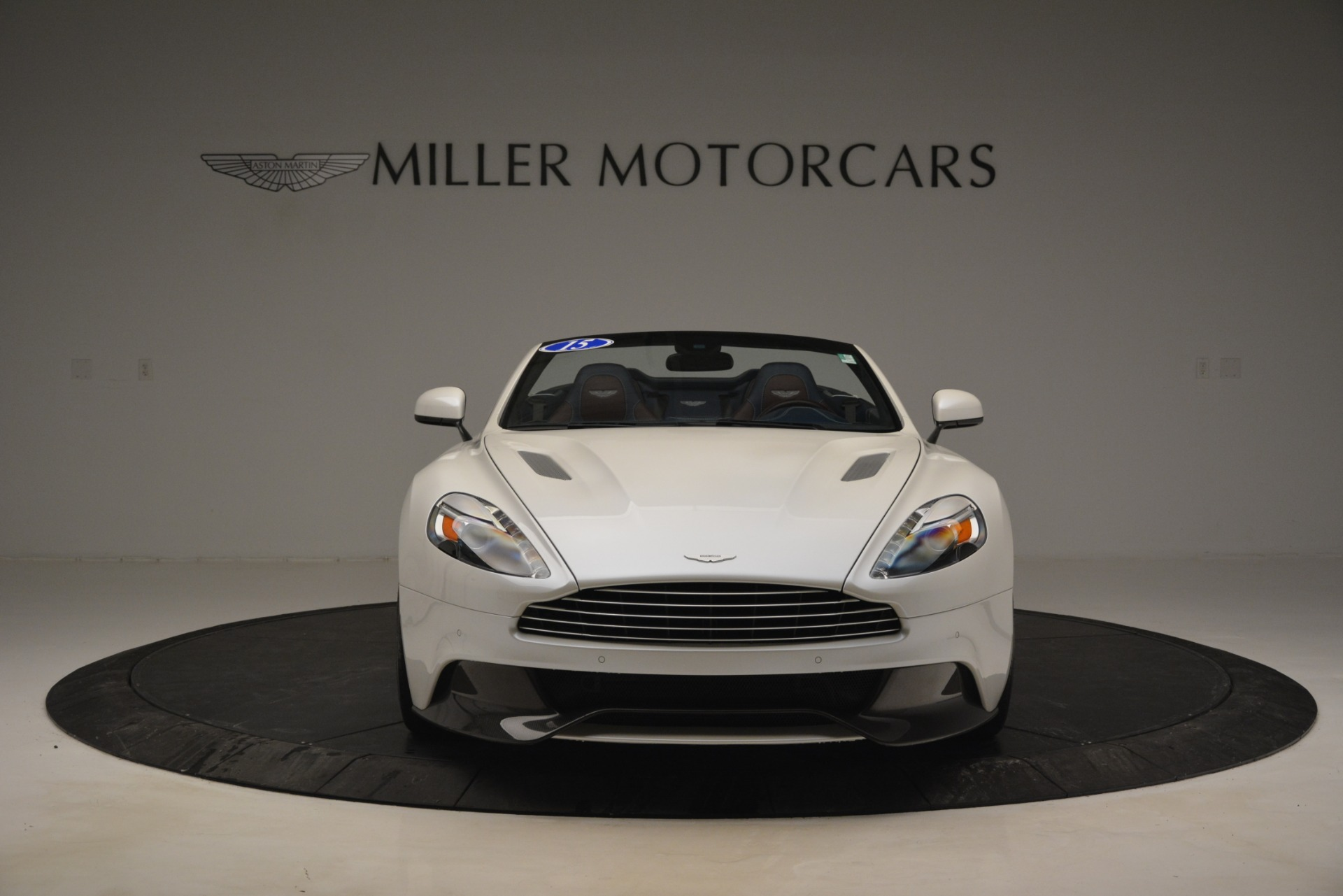 Used 2015 Aston Martin Vanquish Convertible For Sale In Westport, CT 2982_p12