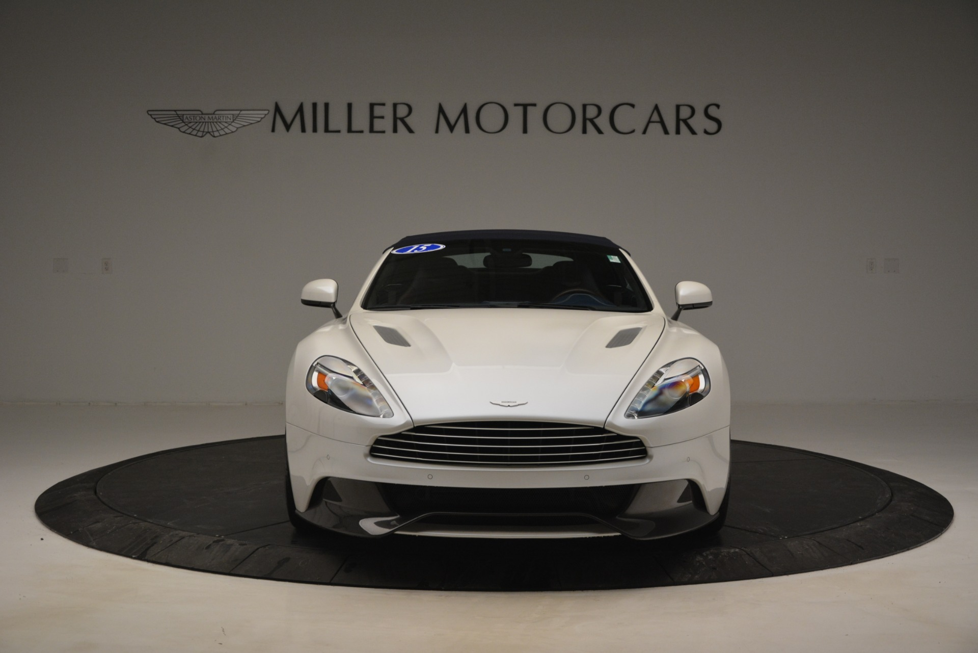 Used 2015 Aston Martin Vanquish Convertible For Sale In Westport, CT 2982_p13