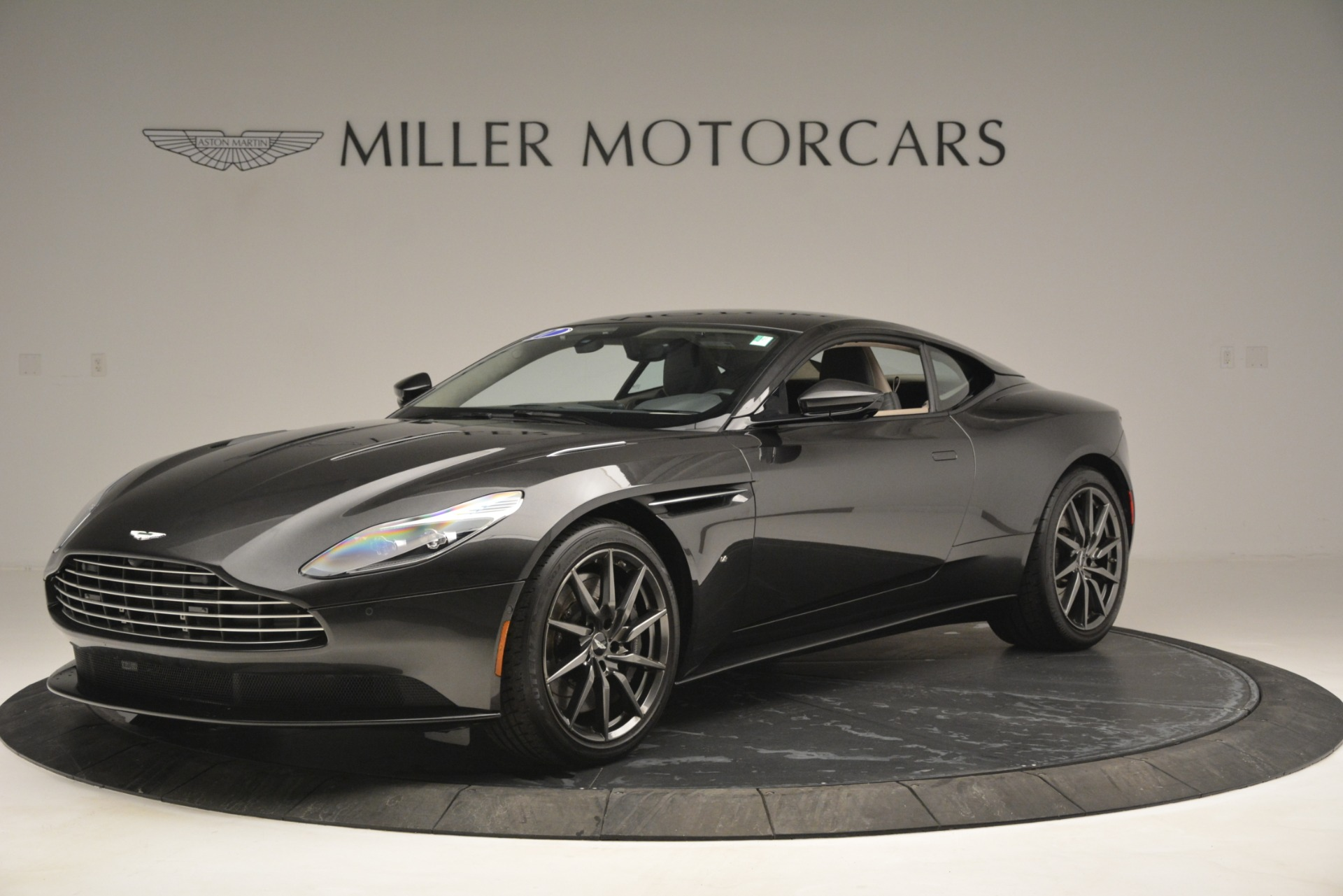 Used 2017 Aston Martin DB11 V12 Coupe For Sale In Westport, CT 2988_main