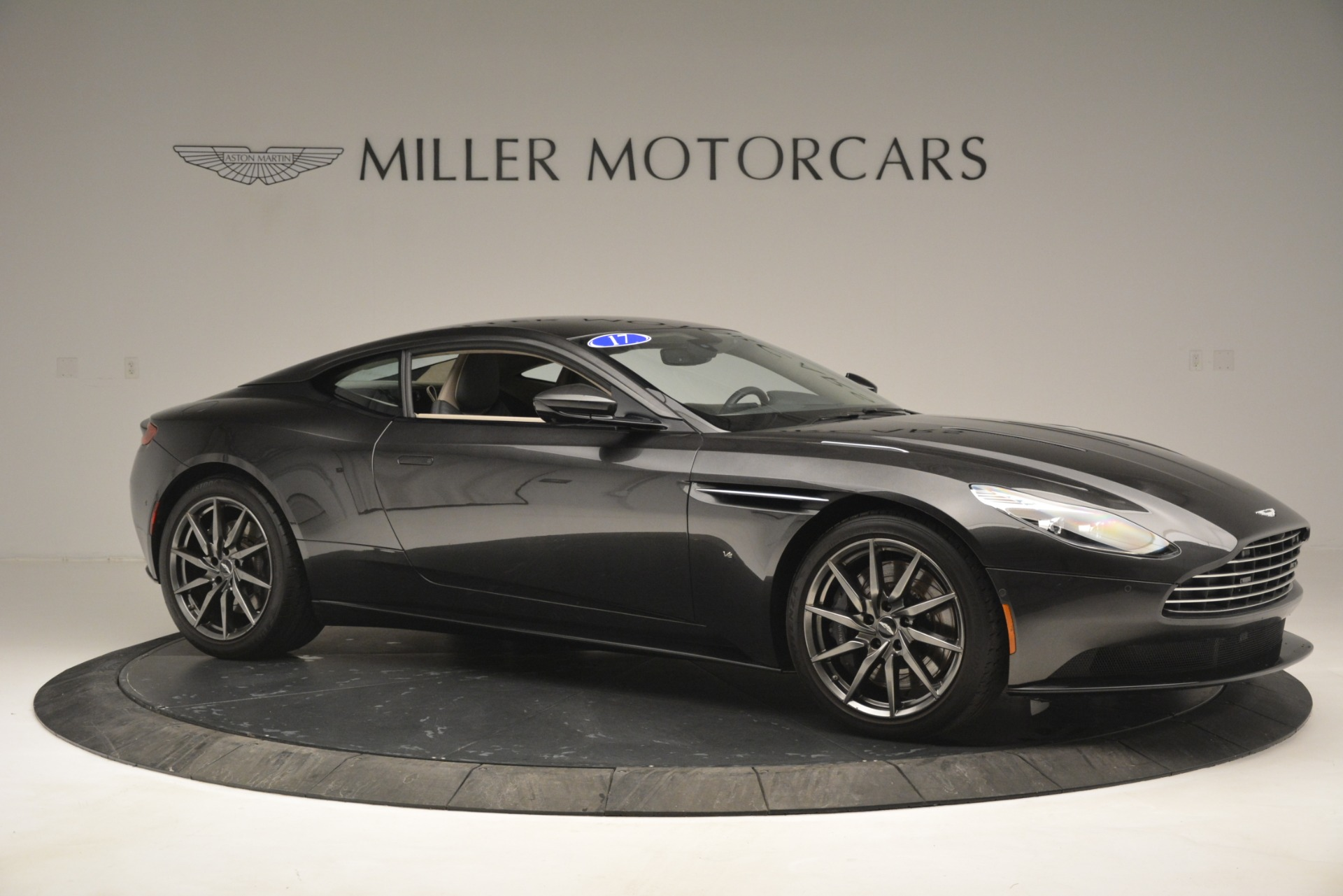 Used 2017 Aston Martin DB11 V12 Coupe For Sale In Westport, CT 2988_p10