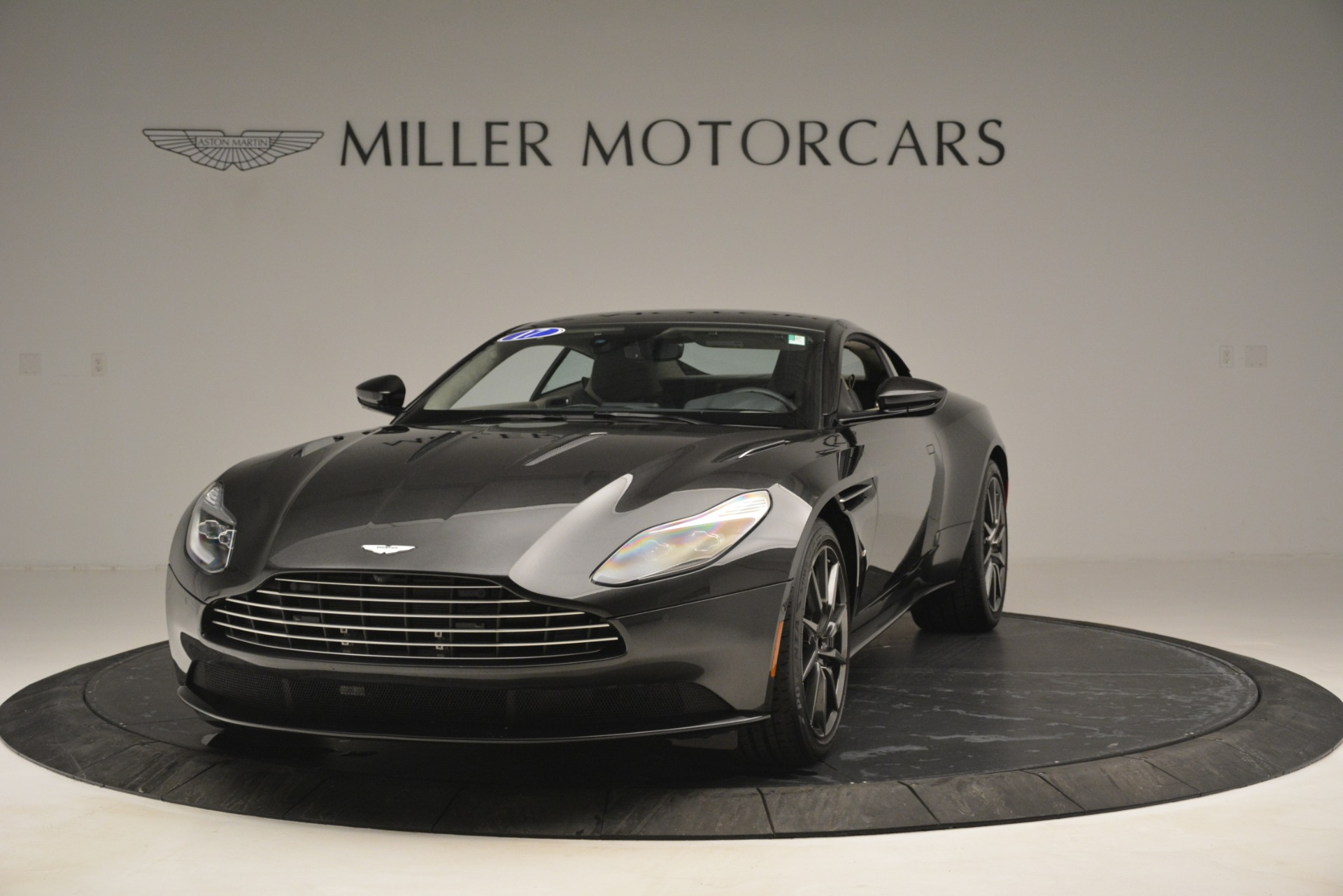 Used 2017 Aston Martin DB11 V12 Coupe For Sale In Westport, CT 2988_p2